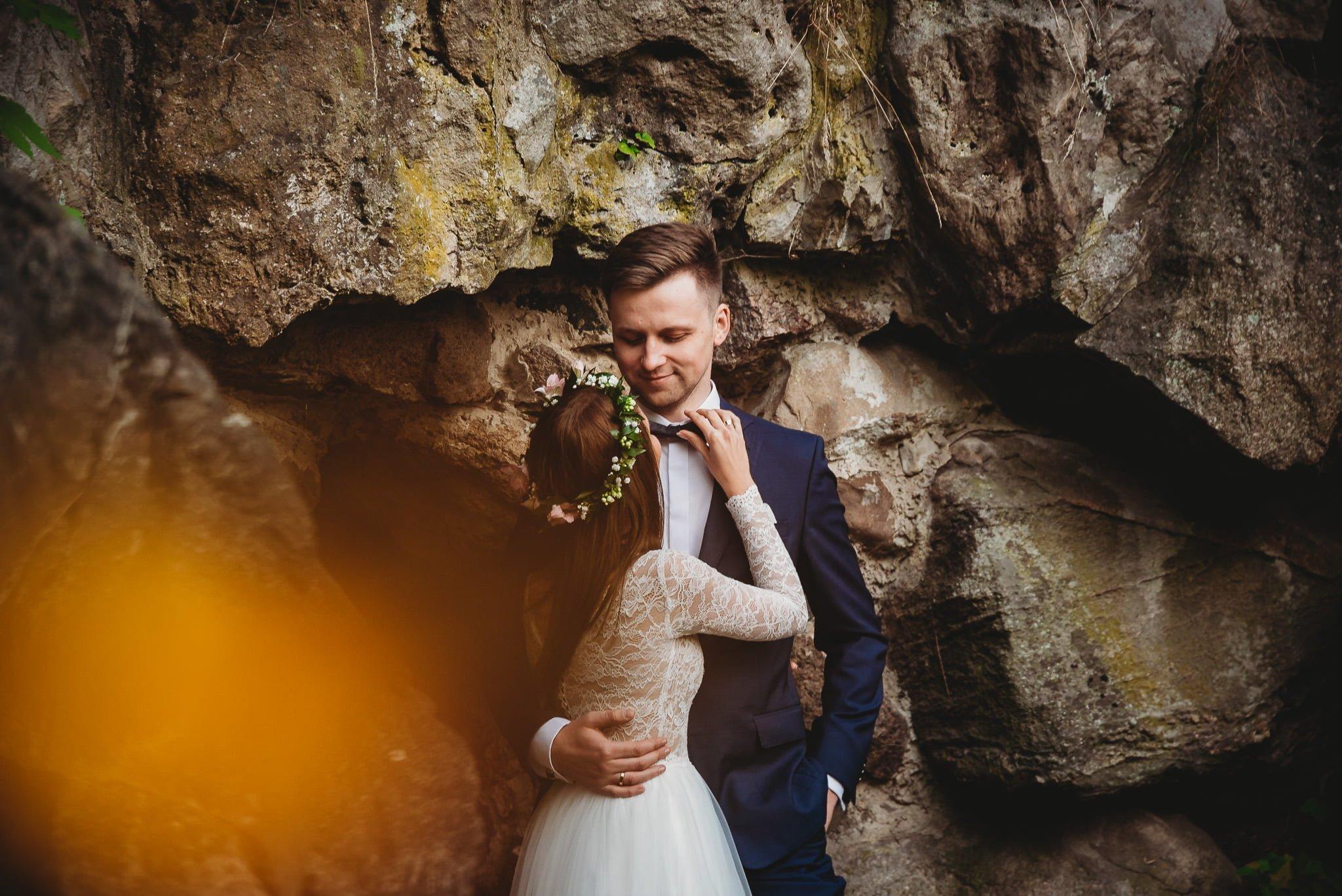 Fantastyczny ślub w stylu rustykalnym, wesele w Kapitańskiej  fotograf ślubny Konin 538