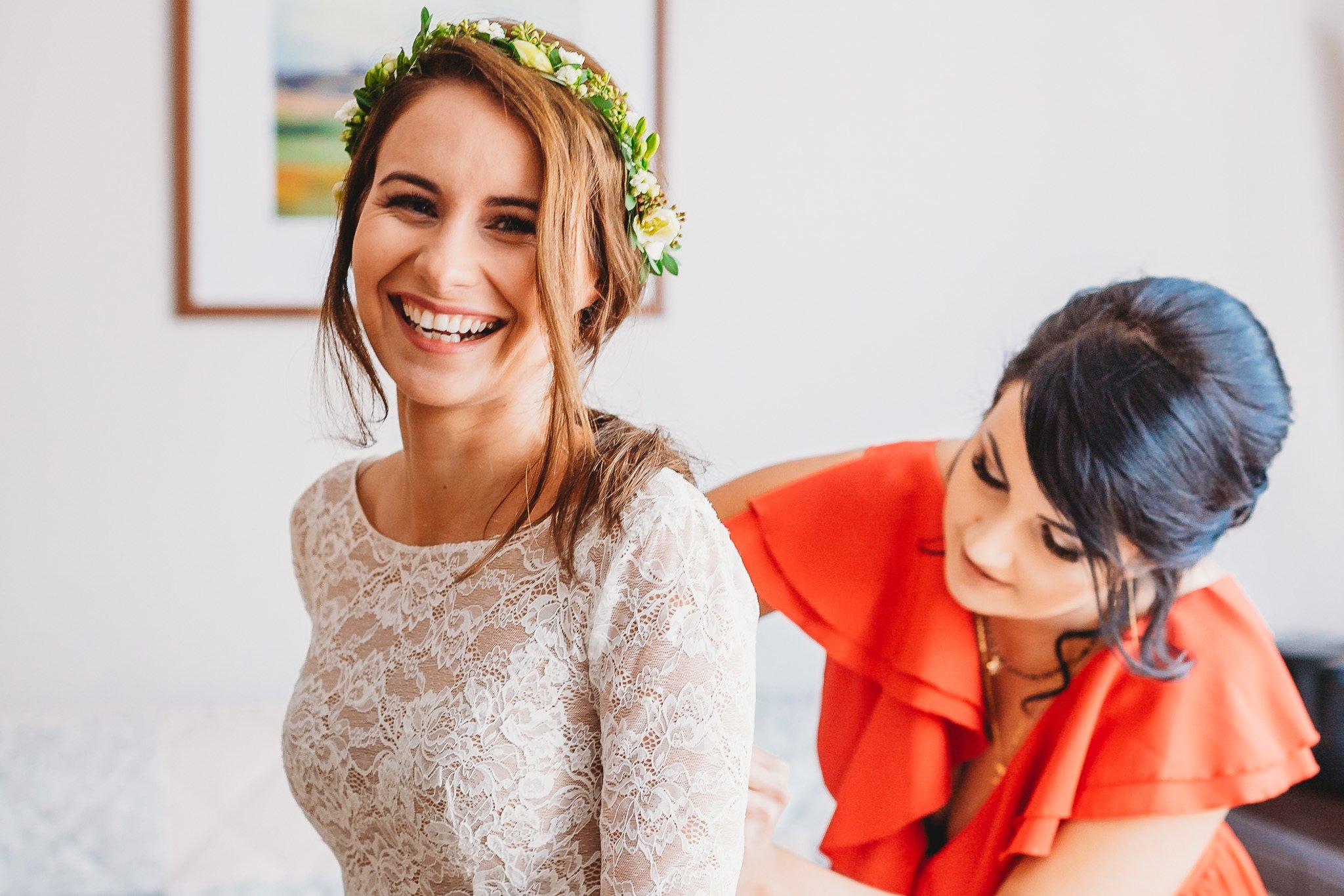 Fantastyczny ślub w stylu rustykalnym, wesele w Kapitańskiej  fotograf ślubny Konin 33