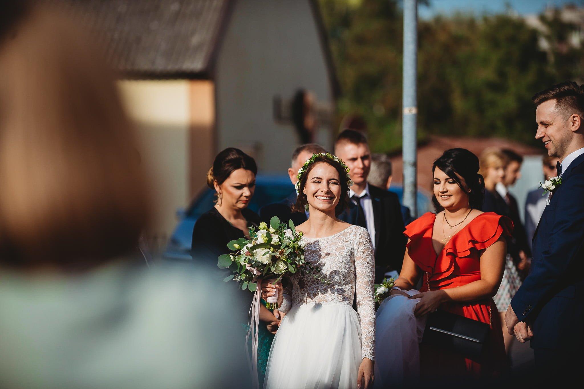 Fantastyczny ślub w stylu rustykalnym, wesele w Kapitańskiej  fotograf ślubny Konin 89