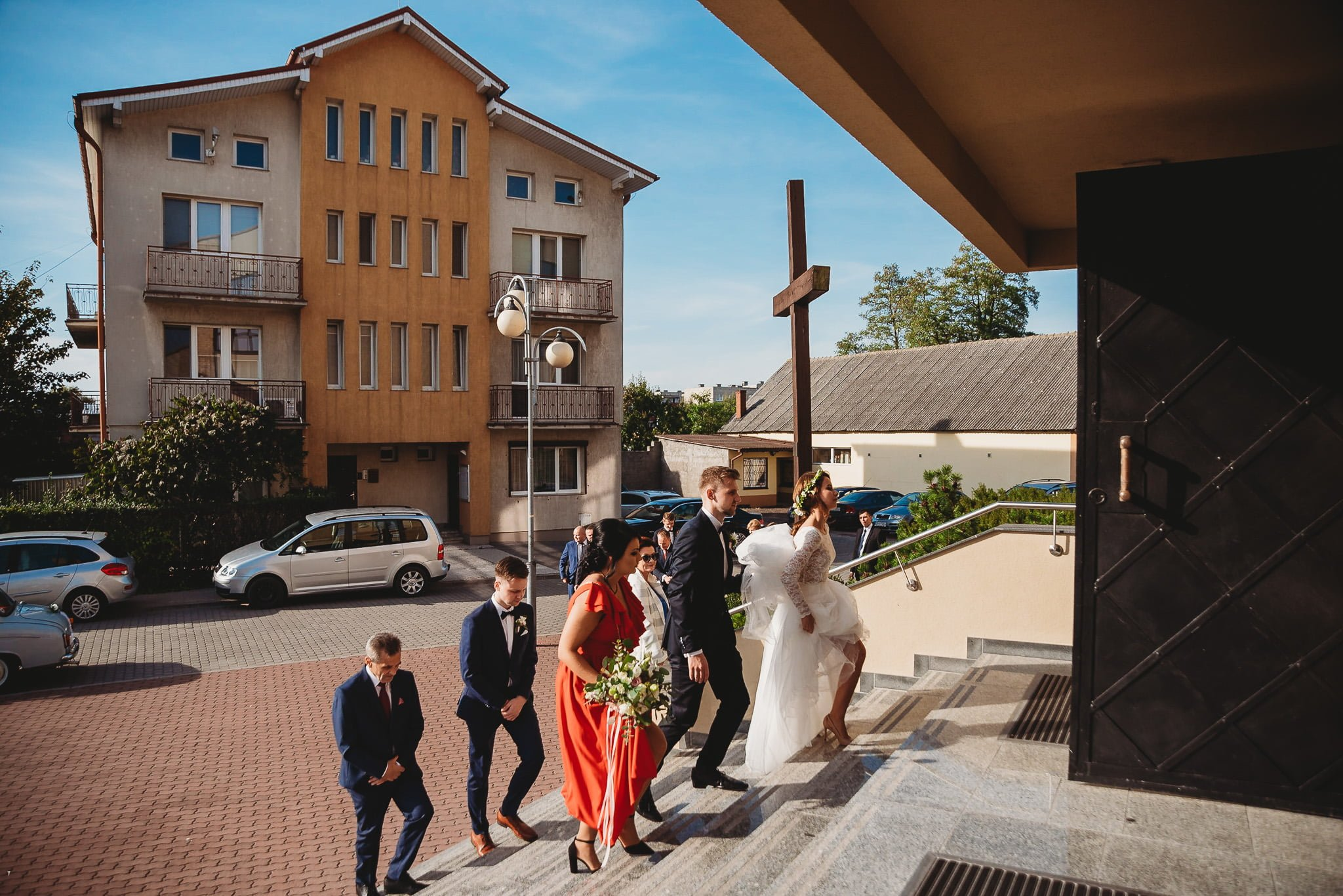 Fantastyczny ślub w stylu rustykalnym, wesele w Kapitańskiej  fotograf ślubny Konin 95