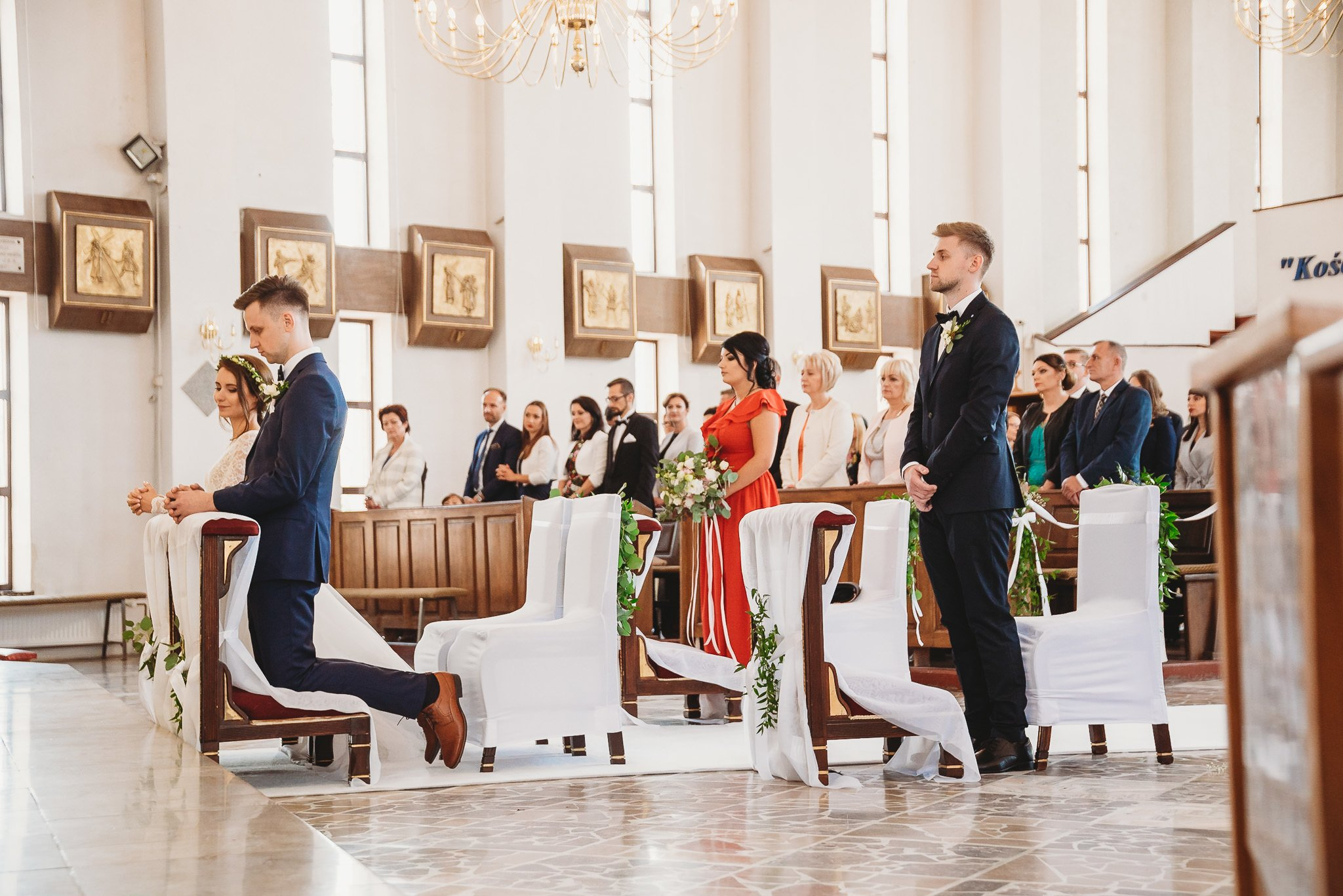 Fantastyczny ślub w stylu rustykalnym, wesele w Kapitańskiej  fotograf ślubny Konin 139