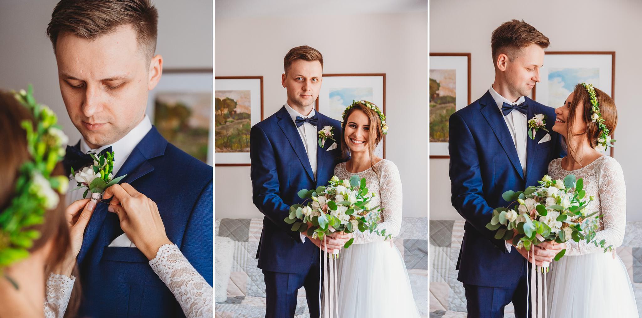 Fantastyczny ślub w stylu rustykalnym, wesele w Kapitańskiej  fotograf ślubny Konin 65