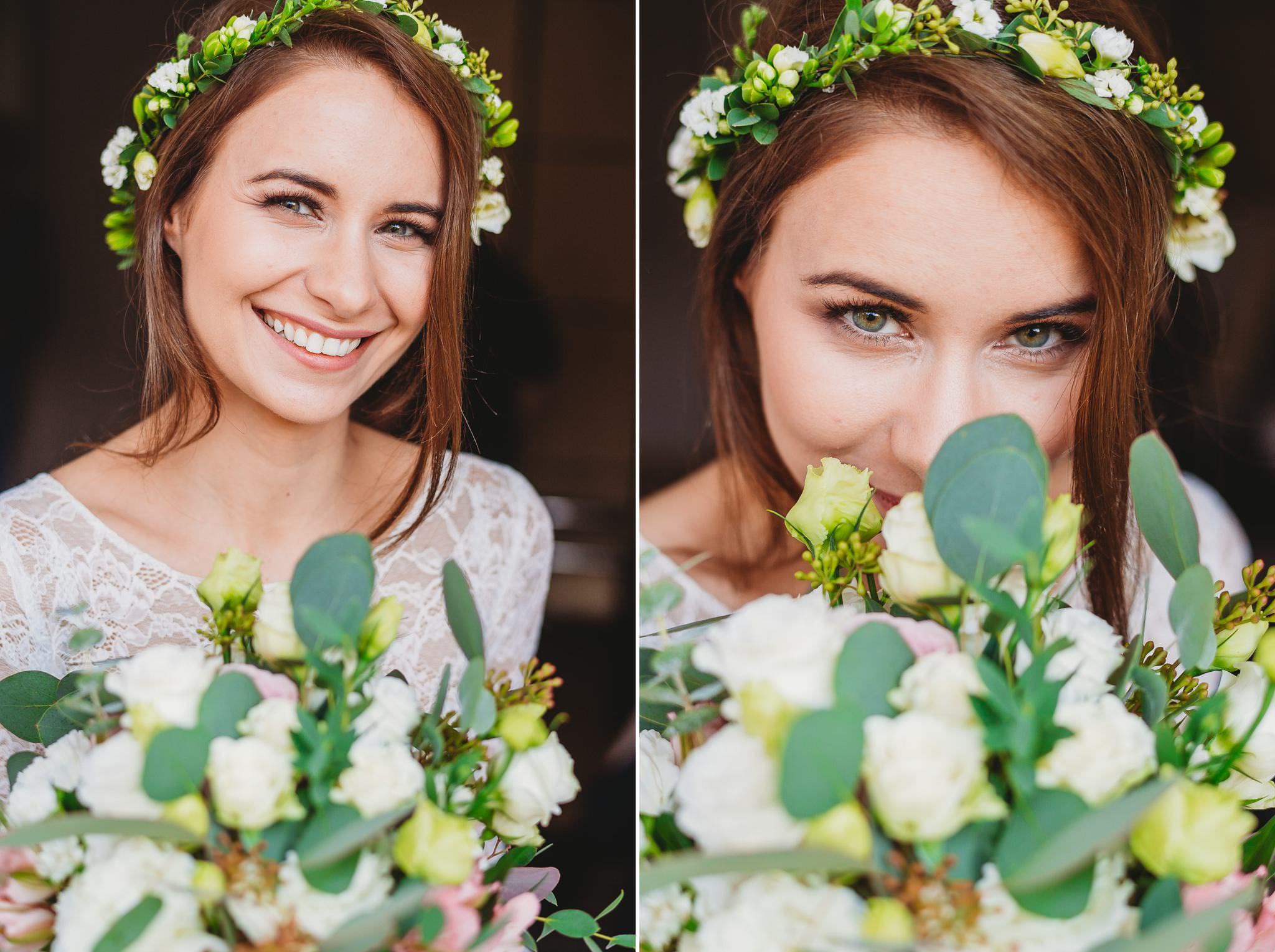 Fantastyczny ślub w stylu rustykalnym, wesele w Kapitańskiej  fotograf ślubny Konin 61