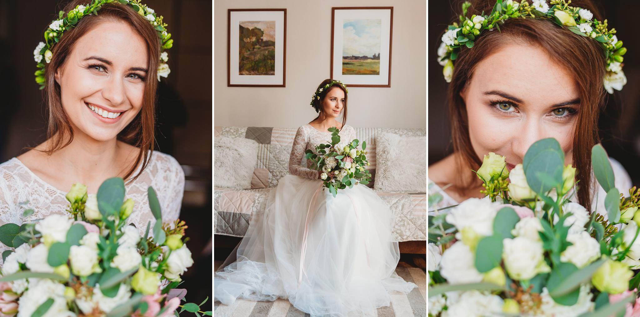 Fantastyczny ślub w stylu rustykalnym, wesele w Kapitańskiej  fotograf ślubny Konin 63