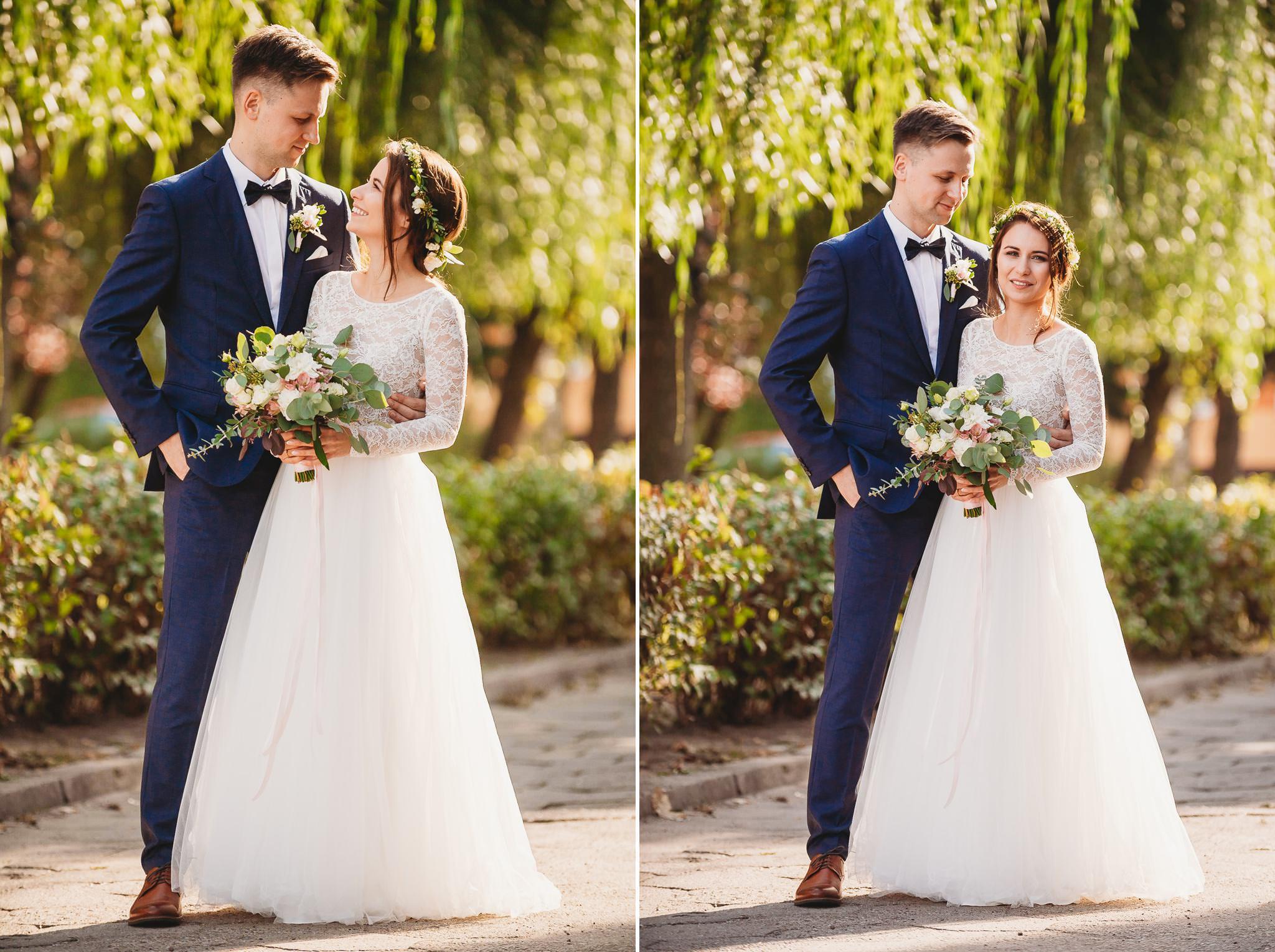 Fantastyczny ślub w stylu rustykalnym, wesele w Kapitańskiej  fotograf ślubny Konin 69