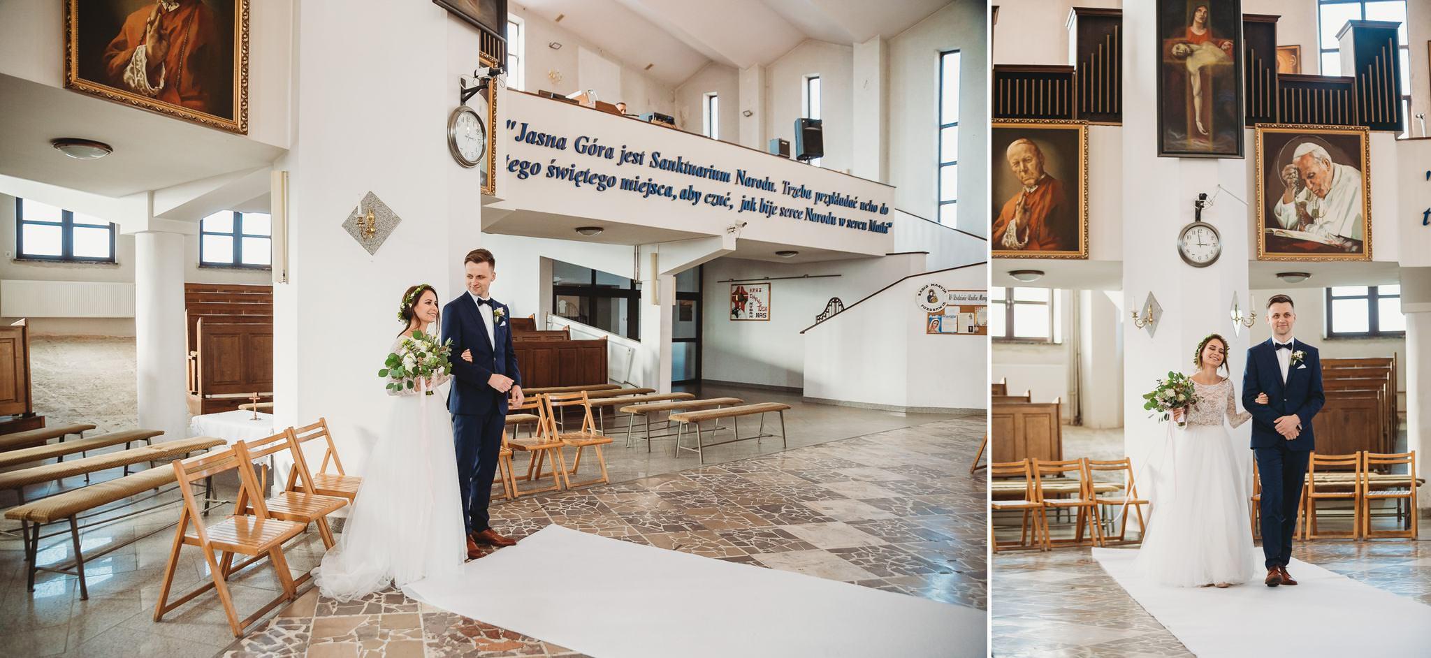 Fantastyczny ślub w stylu rustykalnym, wesele w Kapitańskiej  fotograf ślubny Konin 97