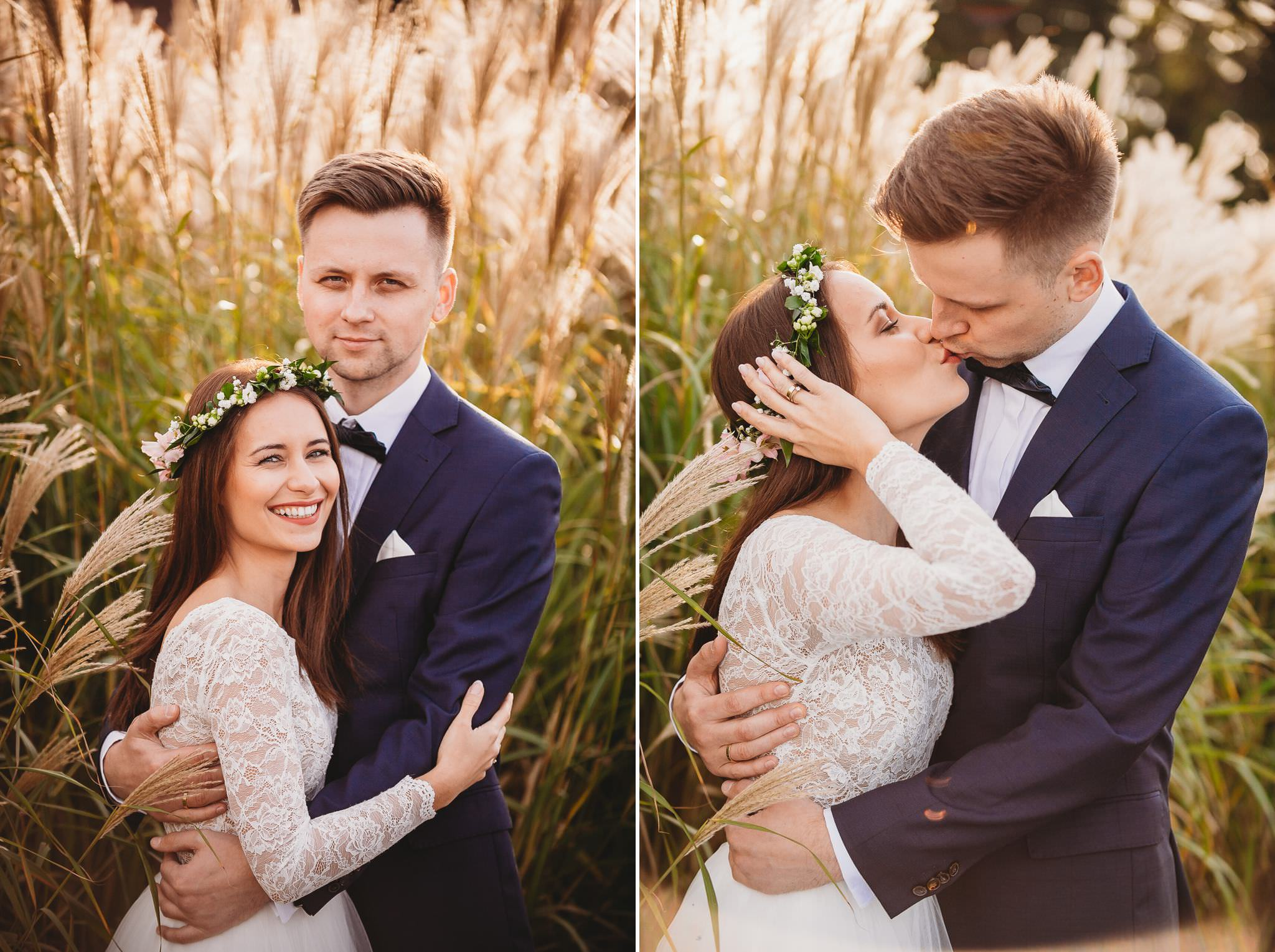 Fantastyczny ślub w stylu rustykalnym, wesele w Kapitańskiej  fotograf ślubny Konin 514