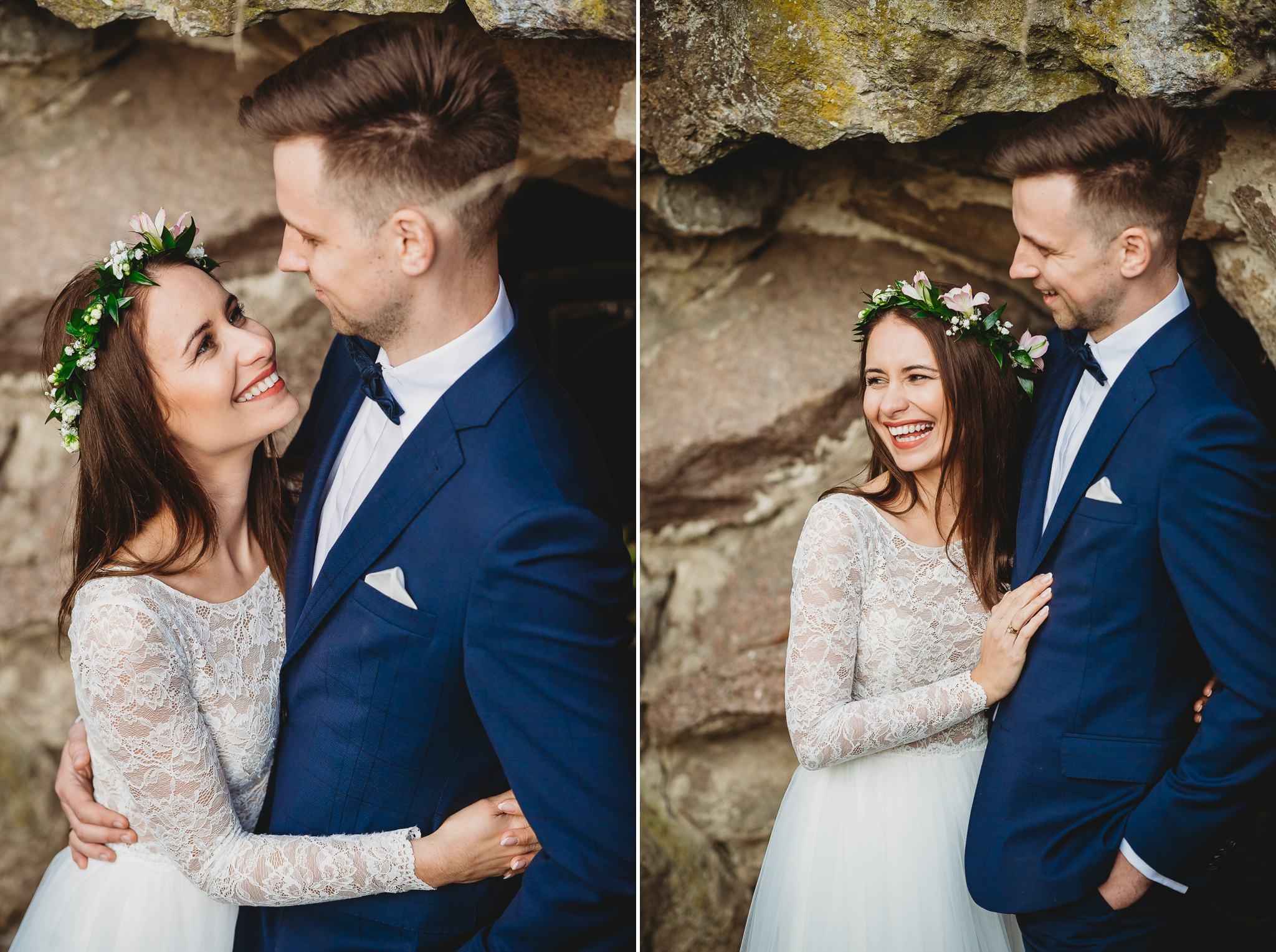 Fantastyczny ślub w stylu rustykalnym, wesele w Kapitańskiej  fotograf ślubny Konin 544