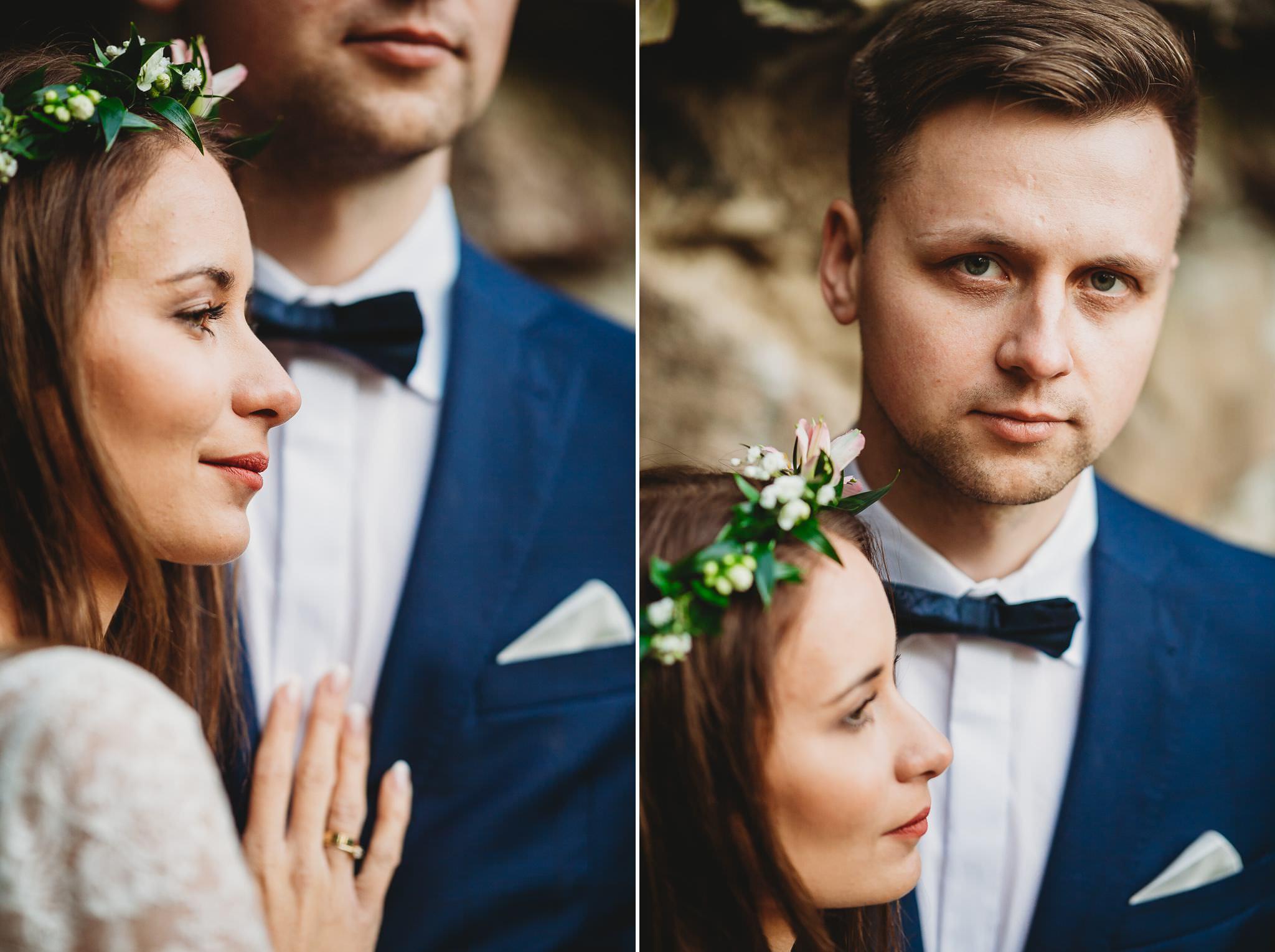 Fantastyczny ślub w stylu rustykalnym, wesele w Kapitańskiej  fotograf ślubny Konin 540