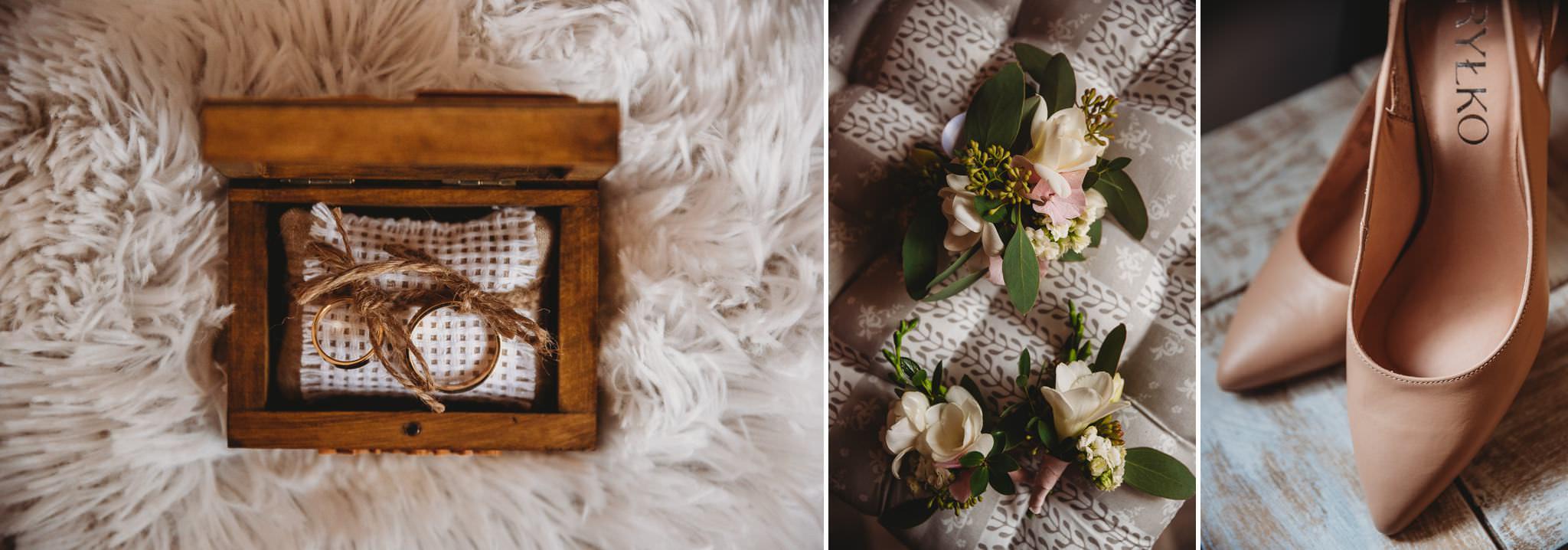 Fantastyczny ślub w stylu rustykalnym, wesele w Kapitańskiej  fotograf ślubny Konin 27