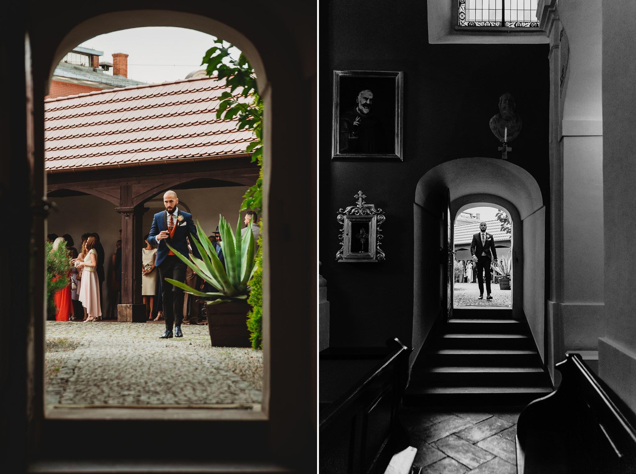 Płacz, łzy, śmiech, szał mieszanka wybuchowych emocji na niezapomnianym ślubie w Jaocinie| fotograf ślubny Konin 97