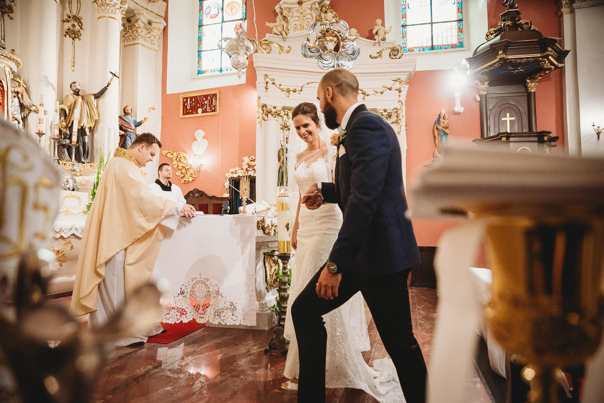 Płacz, łzy, śmiech, szał mieszanka wybuchowych emocji na niezapomnianym ślubie w Jaocinie| fotograf ślubny Konin 189