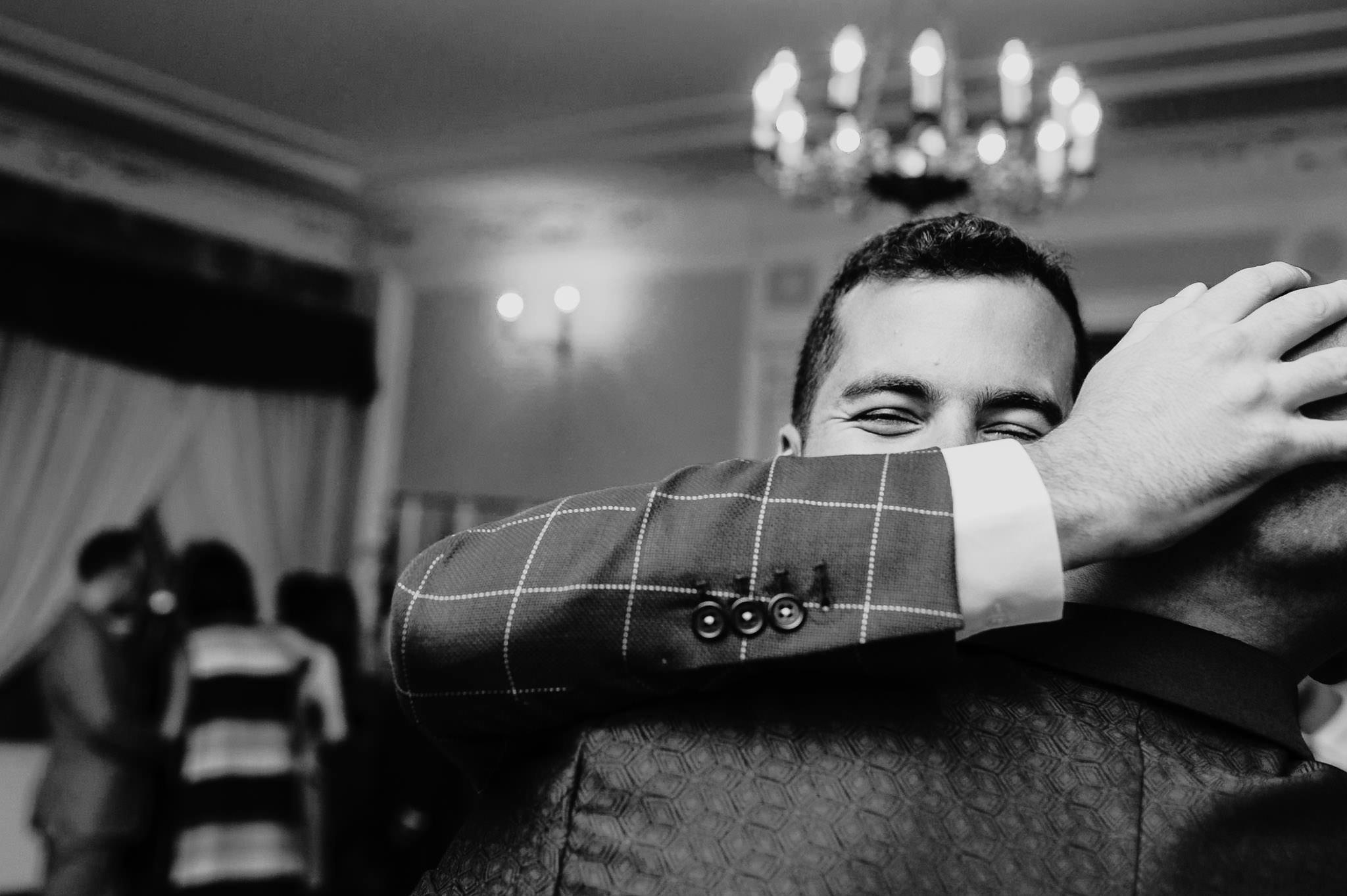 Płacz, łzy, śmiech, szał mieszanka wybuchowych emocji na niezapomnianym ślubie w Jaocinie| fotograf ślubny Konin 272
