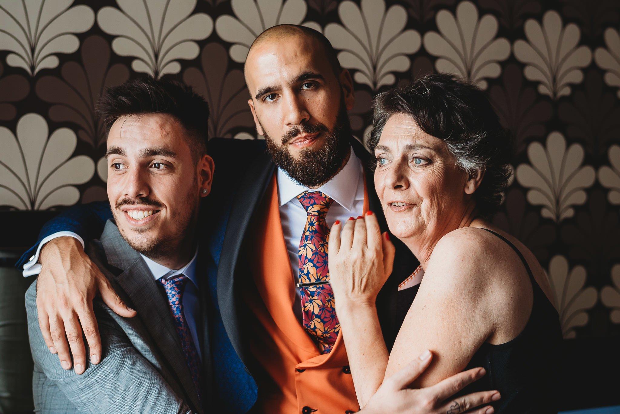 Płacz, łzy, śmiech, szał mieszanka wybuchowych emocji na niezapomnianym ślubie w Jaocinie| fotograf ślubny Konin 23