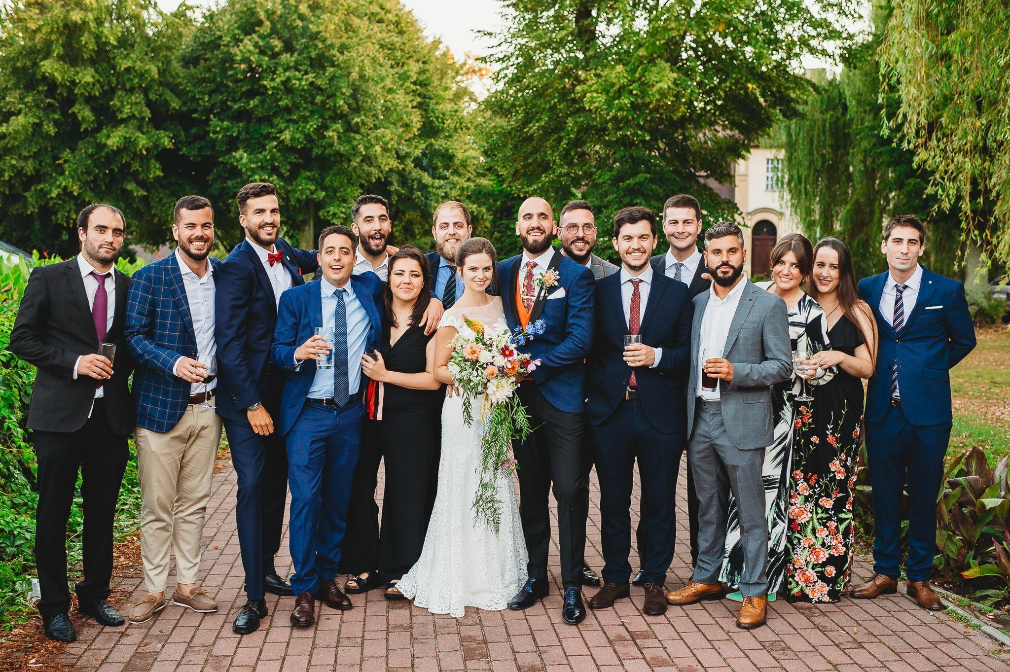 Płacz, łzy, śmiech, szał mieszanka wybuchowych emocji na niezapomnianym ślubie w Jaocinie| fotograf ślubny Konin 350