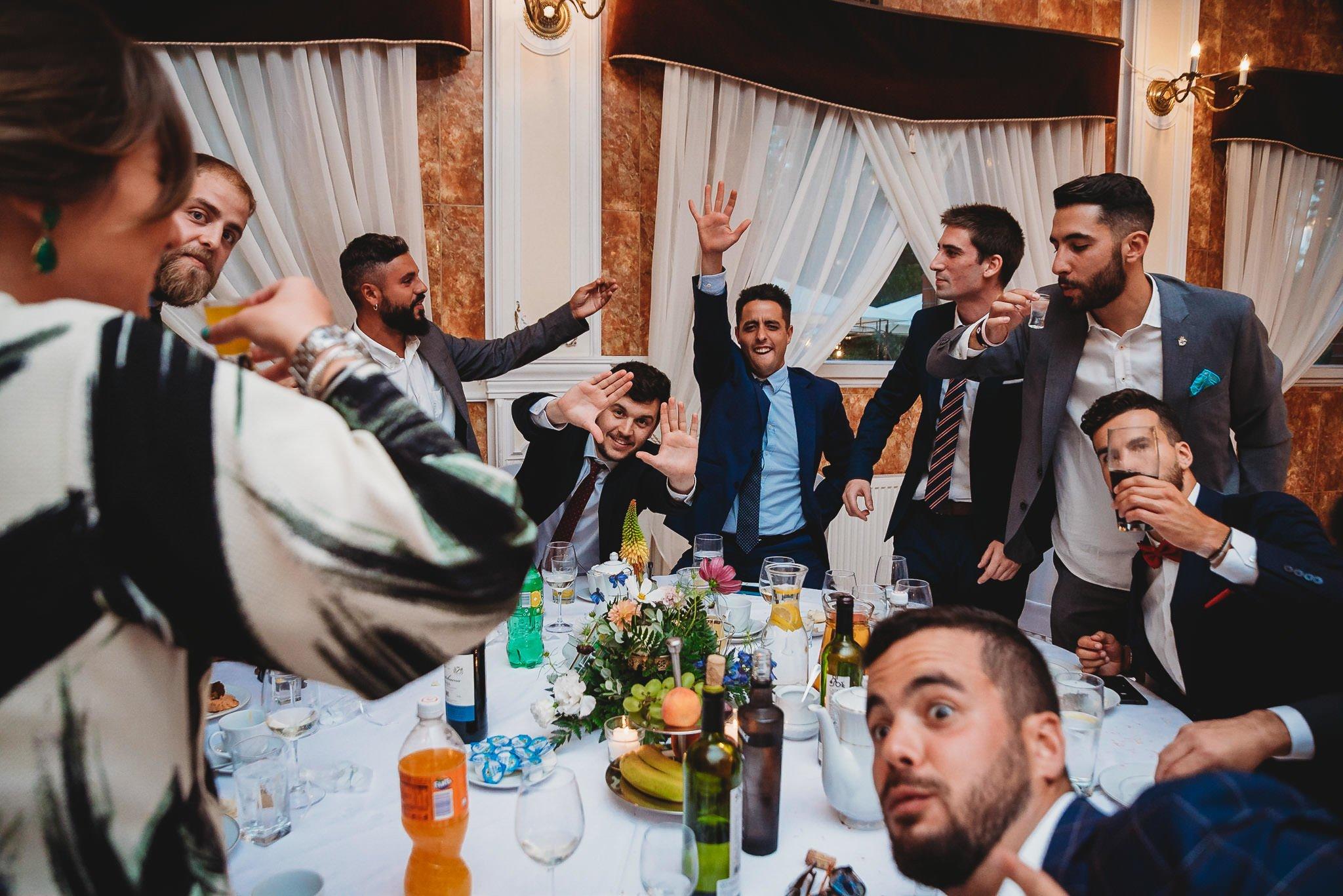 toasty, ślub, goście weselni, Jarocin