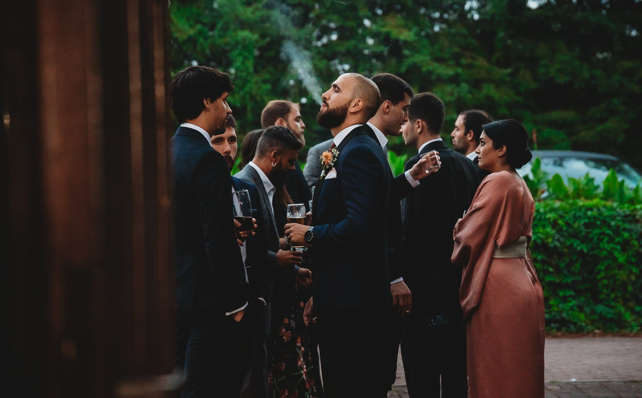 Płacz, łzy, śmiech, szał mieszanka wybuchowych emocji na niezapomnianym ślubie w Jaocinie| fotograf ślubny Konin 398