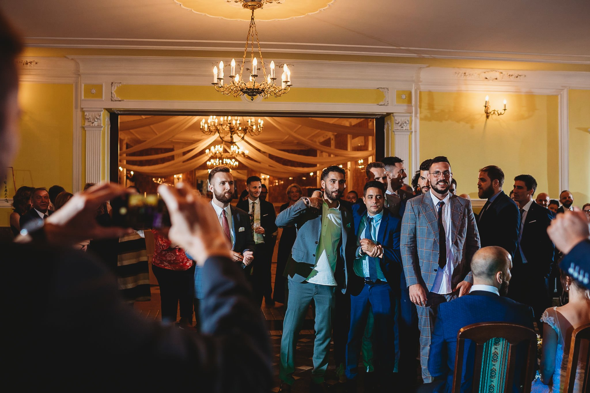 Płacz, łzy, śmiech, szał mieszanka wybuchowych emocji na niezapomnianym ślubie w Jaocinie| fotograf ślubny Konin 562