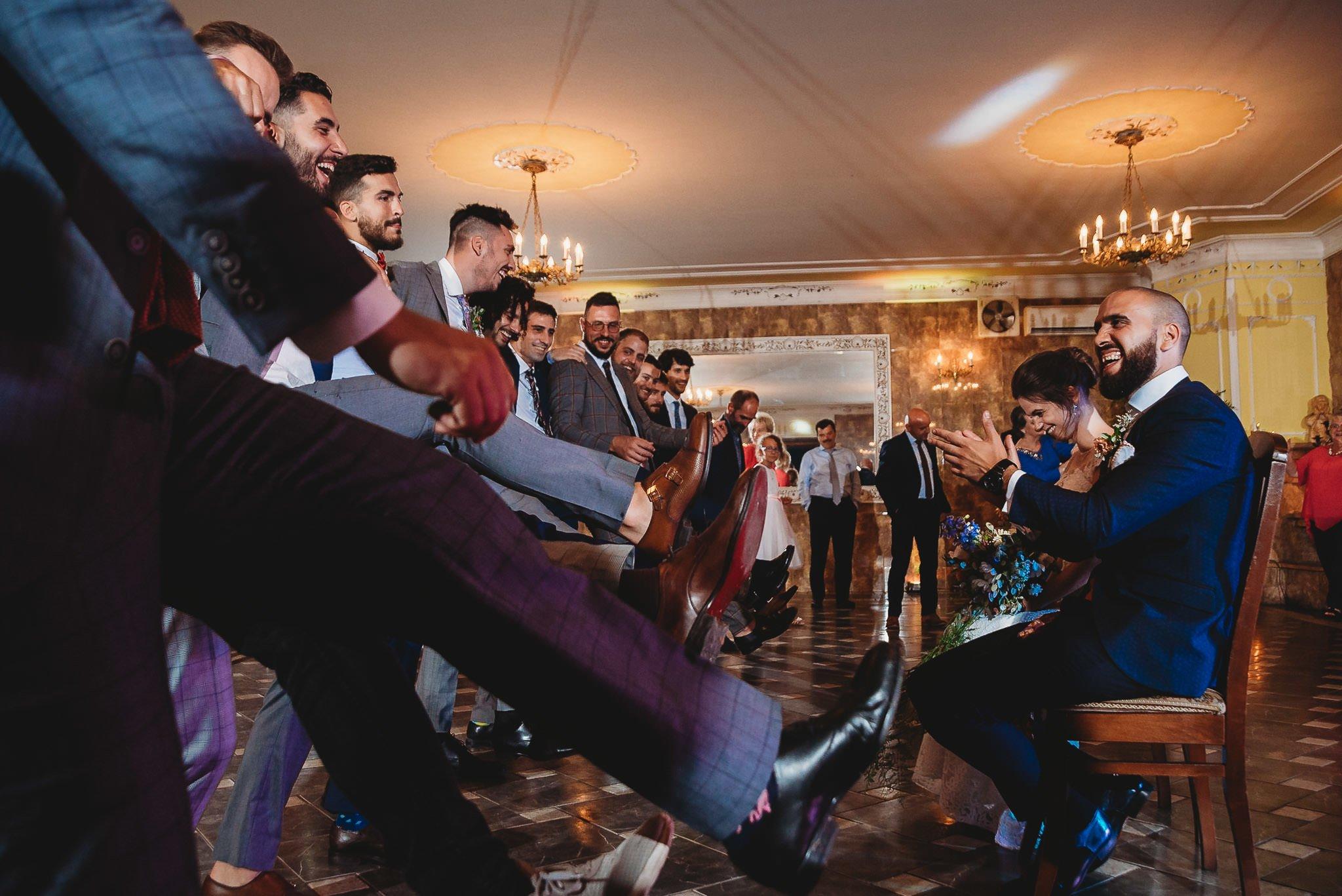 Płacz, łzy, śmiech, szał mieszanka wybuchowych emocji na niezapomnianym ślubie w Jaocinie| fotograf ślubny Konin 564