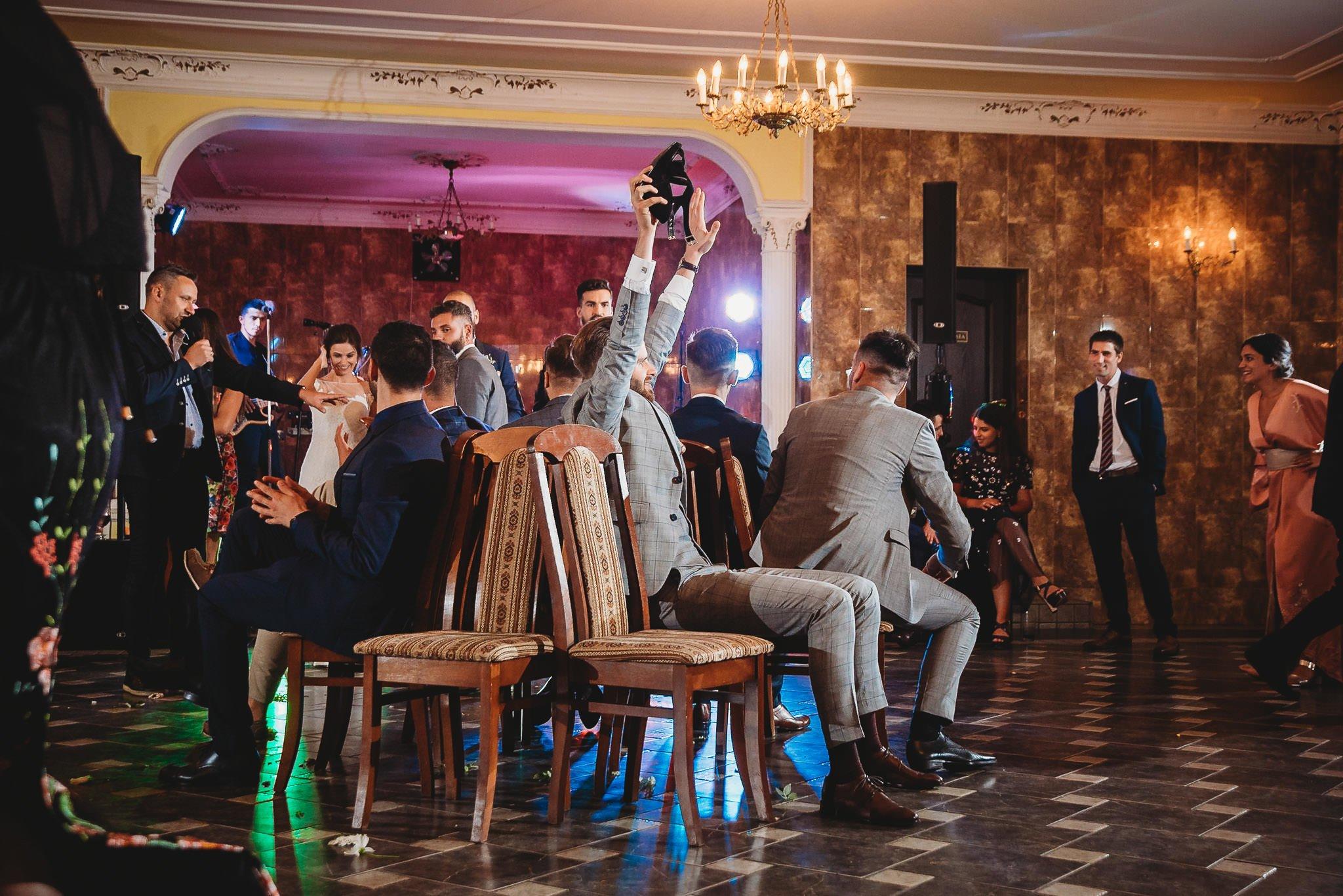 zabawa oczepinowa, ślub, Jarocin