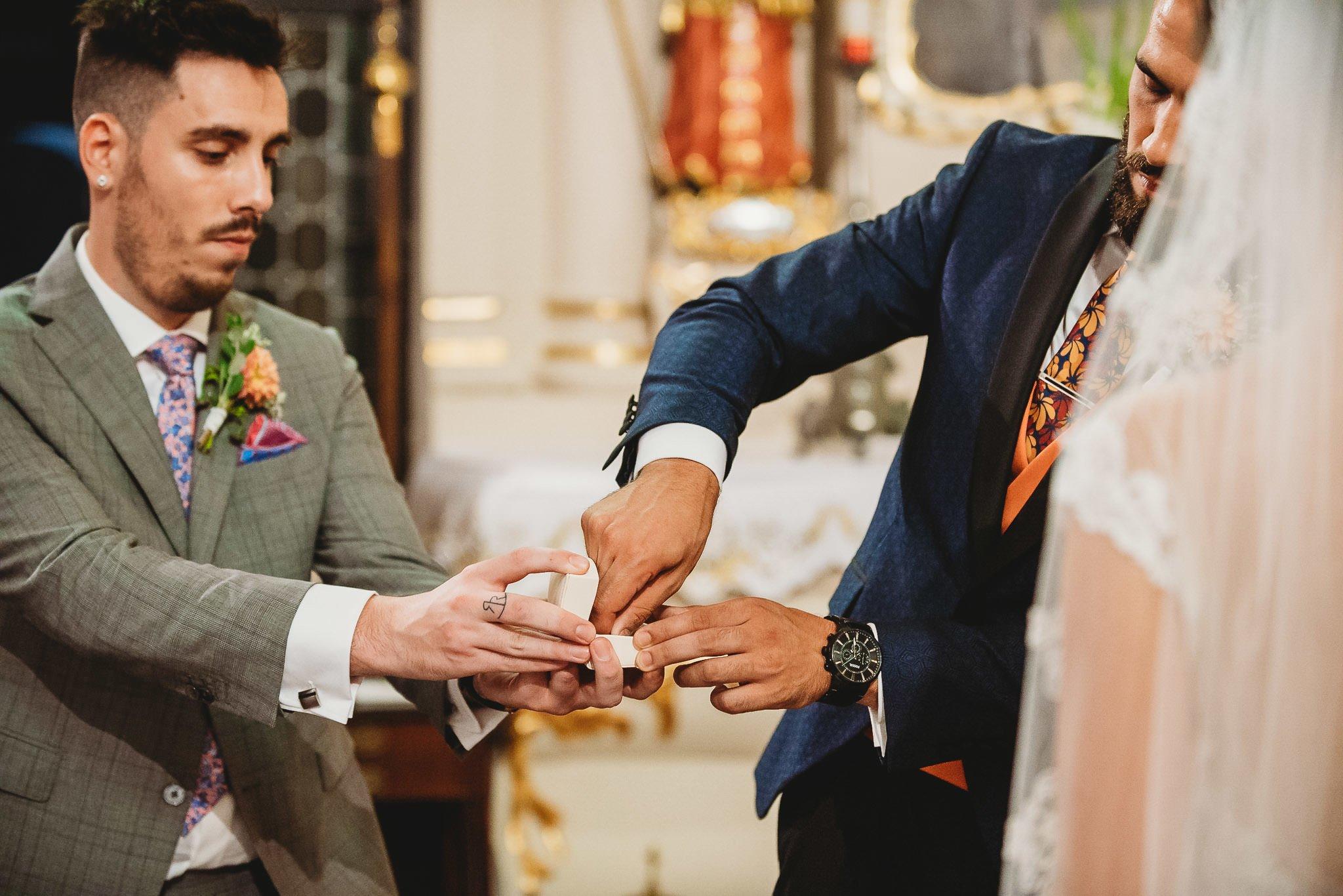 Płacz, łzy, śmiech, szał mieszanka wybuchowych emocji na niezapomnianym ślubie w Jaocinie| fotograf ślubny Konin 149
