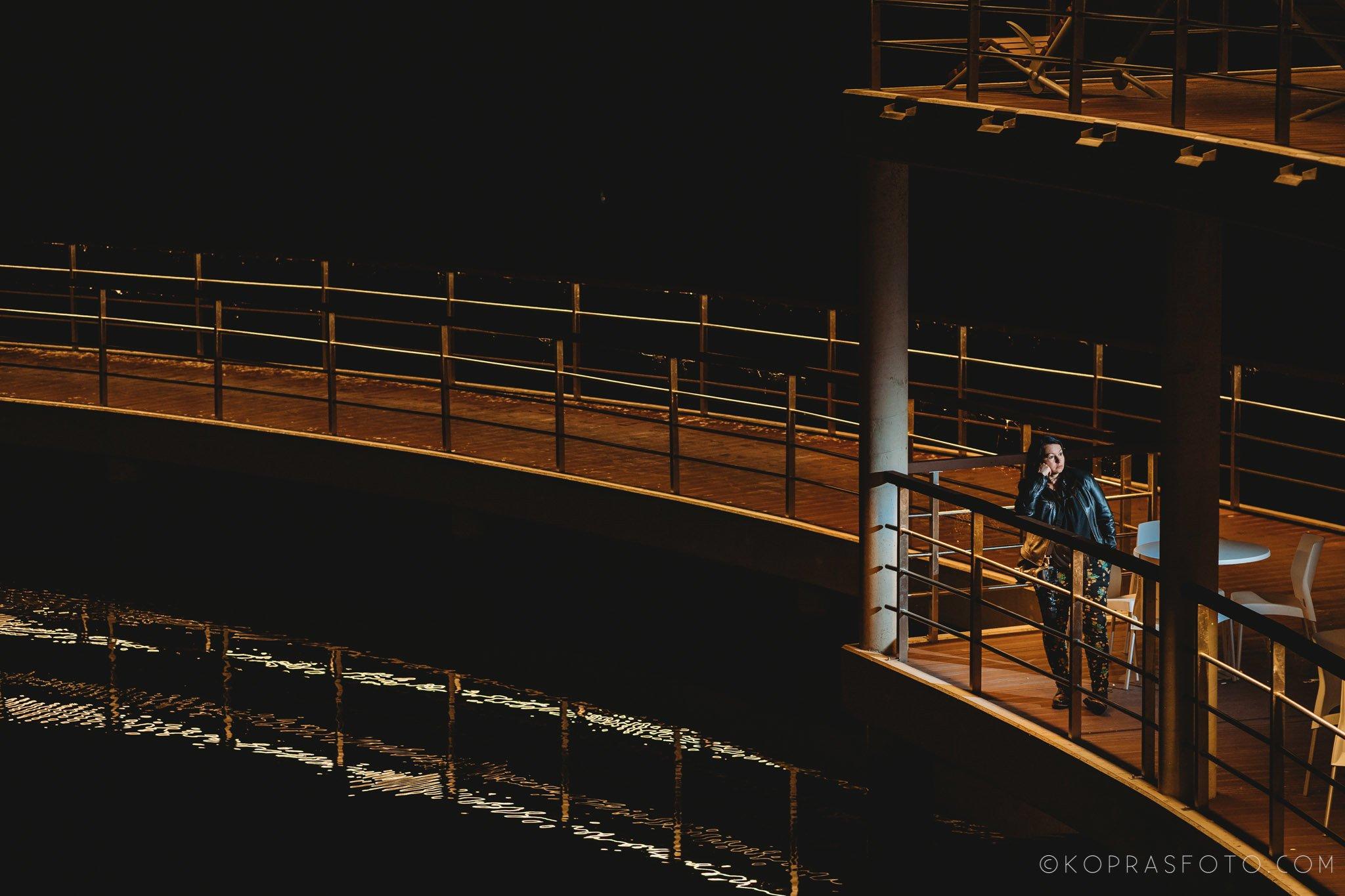fotograf ślubny na molo w szczecinku