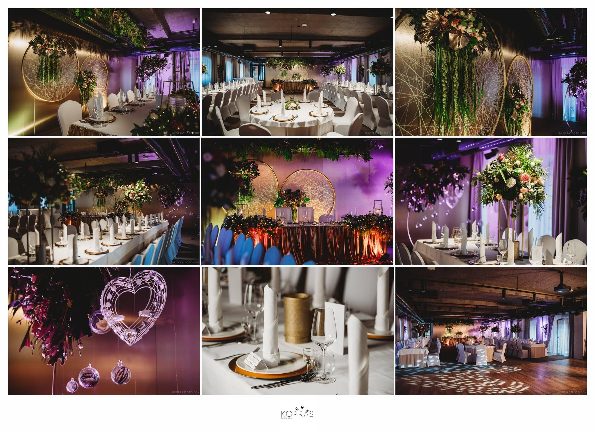 dekoracje ślubne, hotel Hampton by Hilton, Kalisz, ślub, wesele