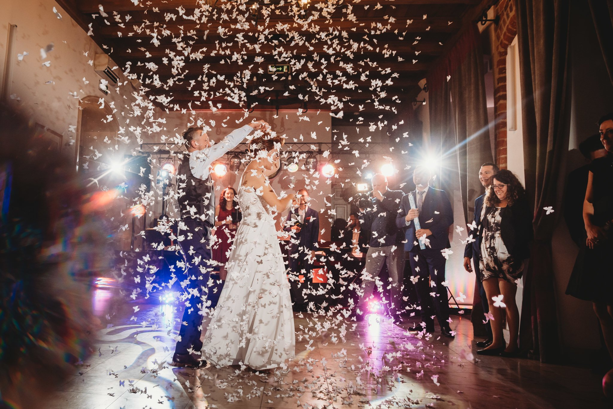 Eleganckie wesele w Zamku w Szczecinku | fotograf ślubny Poznań 200