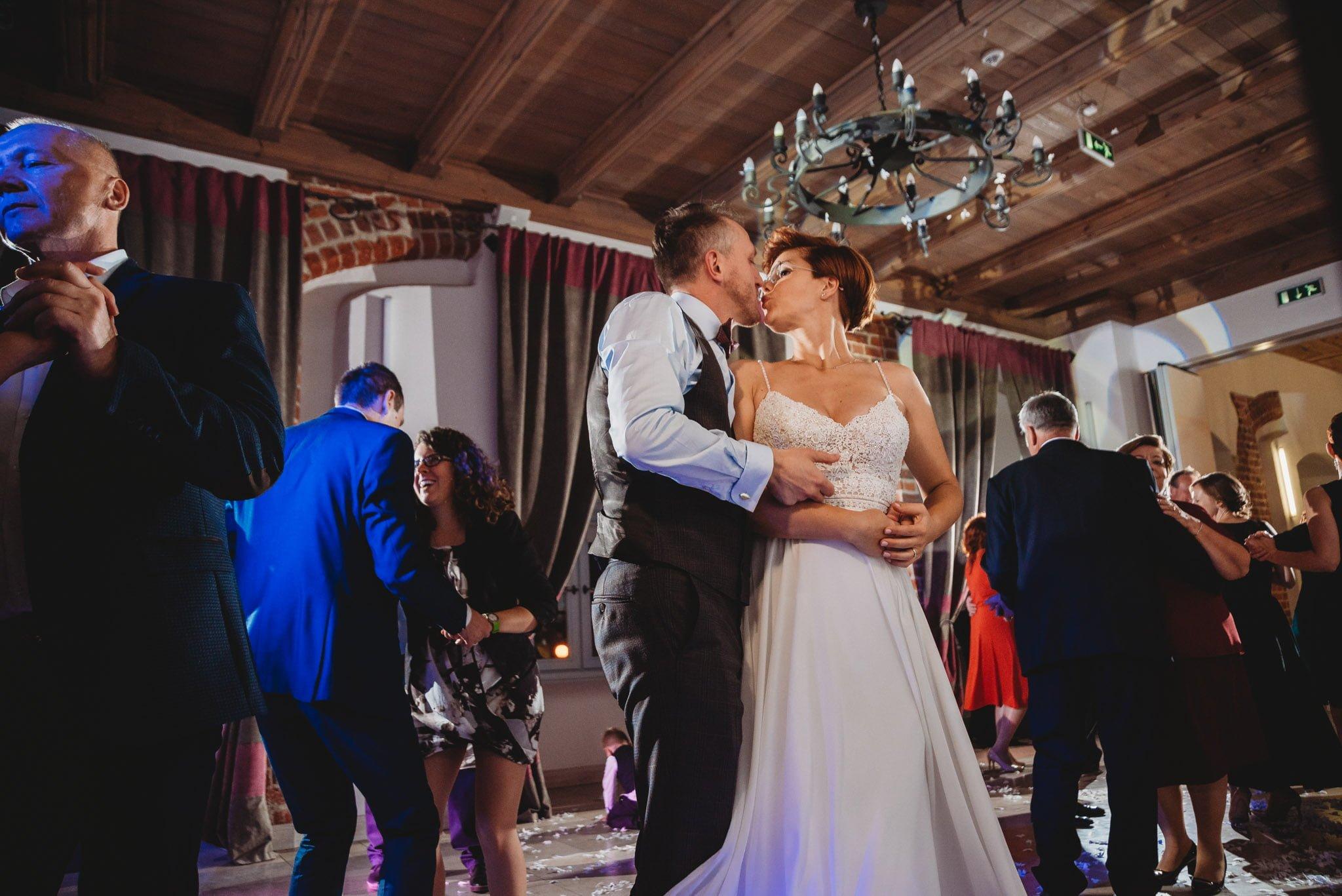 Eleganckie wesele w Zamku w Szczecinku | fotograf ślubny Poznań 221