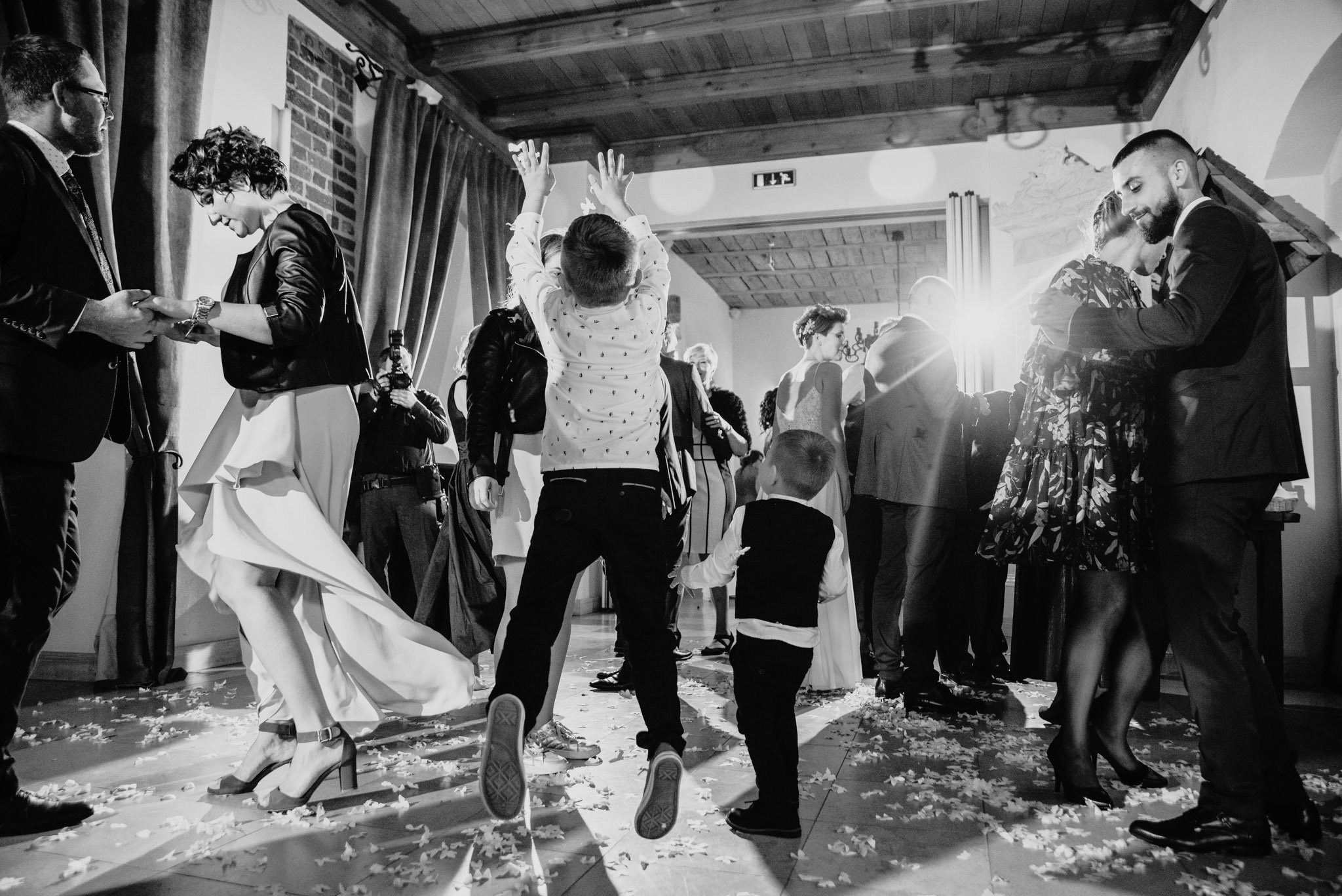 Eleganckie wesele w Zamku w Szczecinku | fotograf ślubny Poznań 225