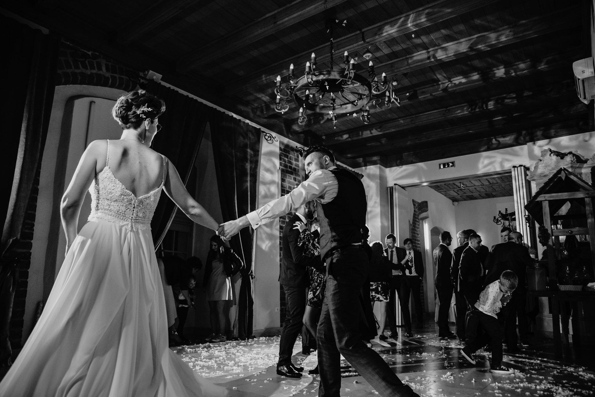 Eleganckie wesele w Zamku w Szczecinku | fotograf ślubny Poznań 229