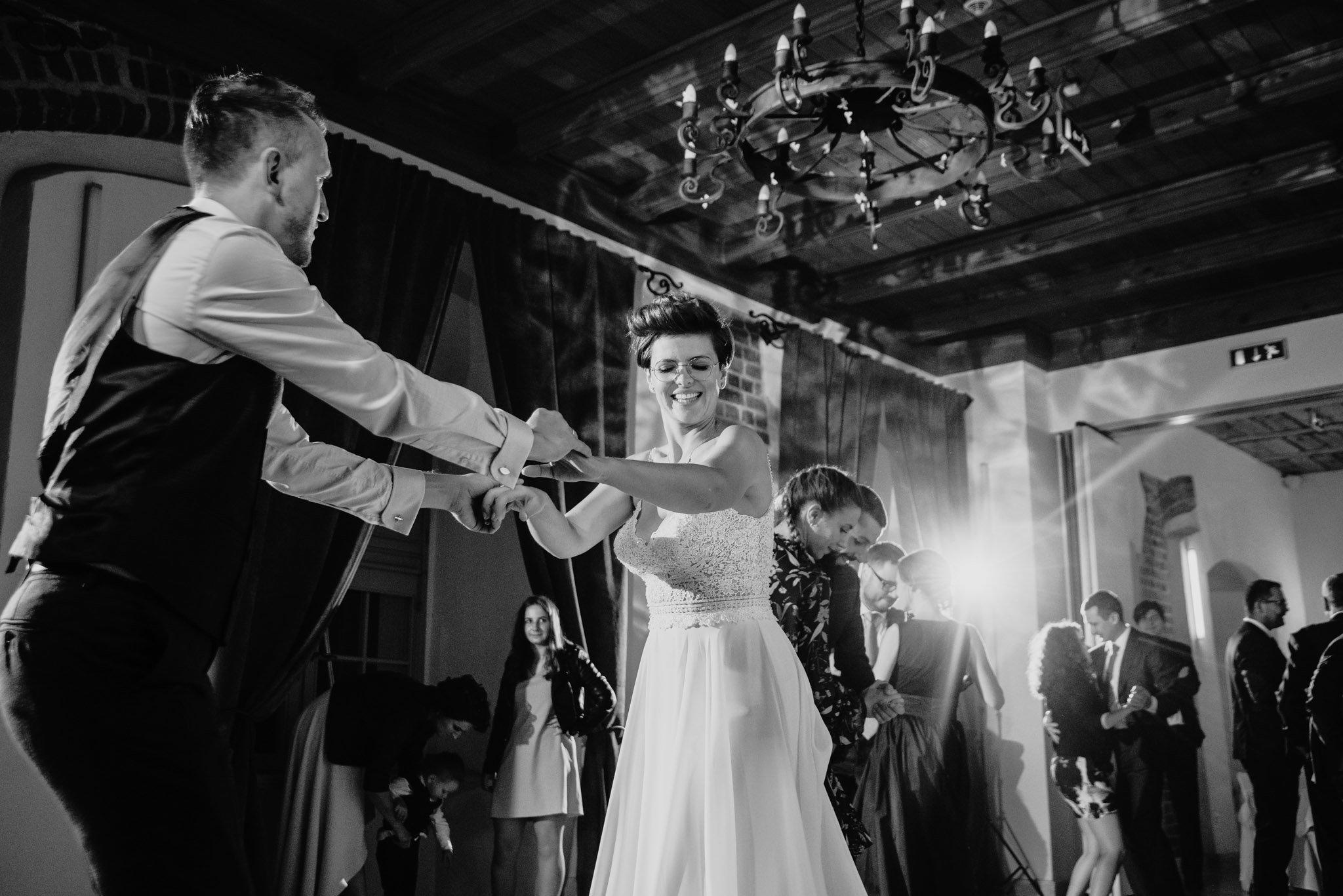 Eleganckie wesele w Zamku w Szczecinku | fotograf ślubny Poznań 231