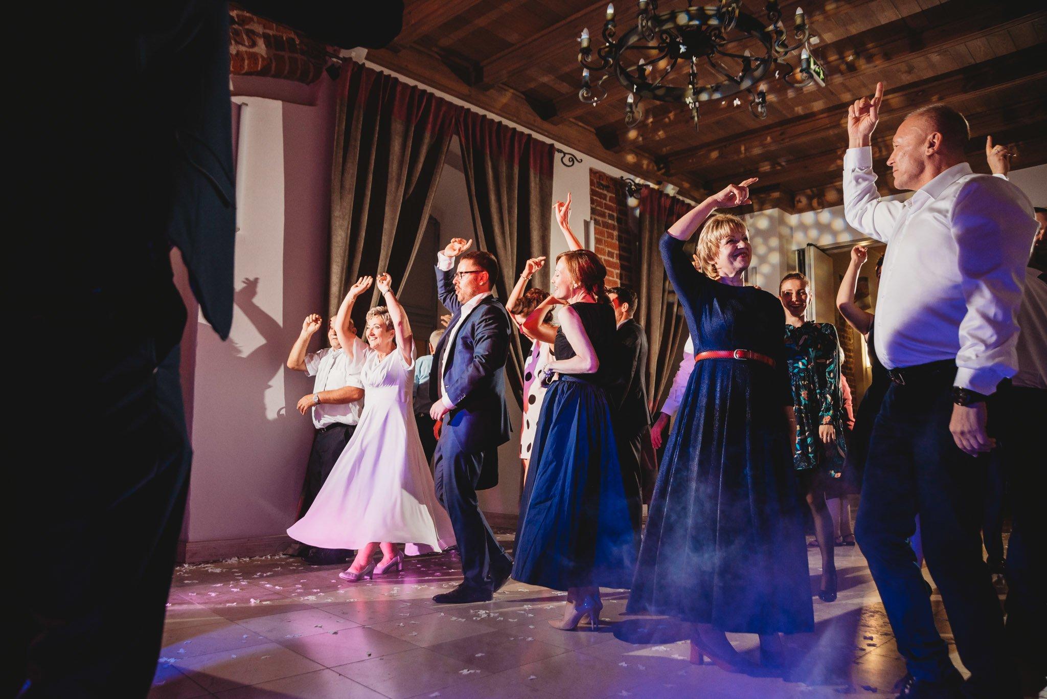 Eleganckie wesele w Zamku w Szczecinku | fotograf ślubny Poznań 276