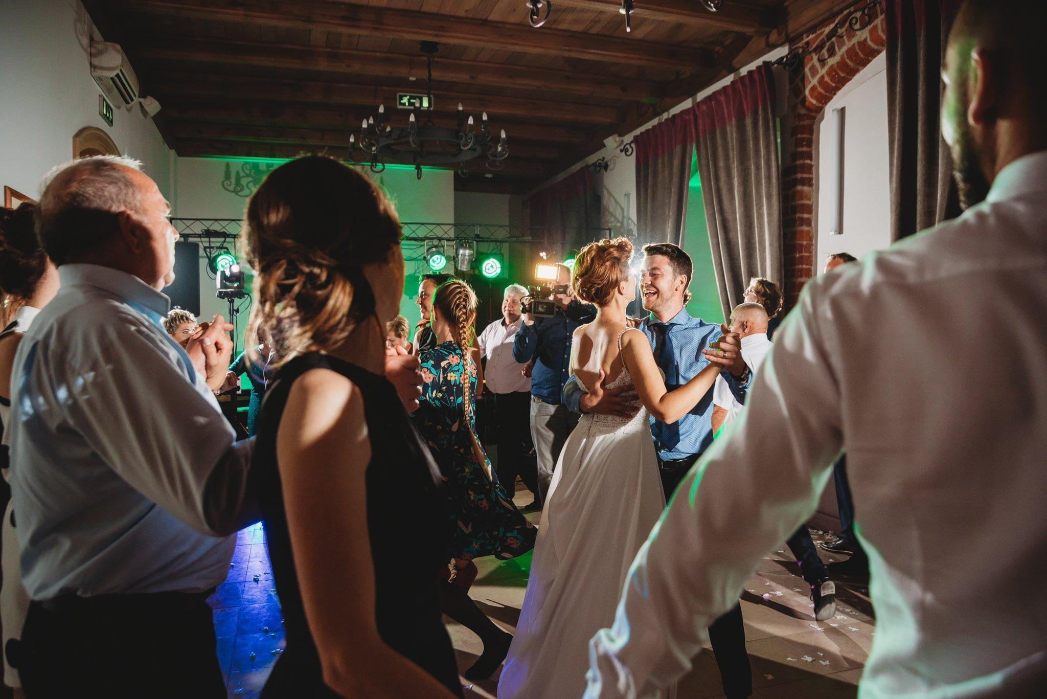 Eleganckie wesele w Zamku w Szczecinku | fotograf ślubny Poznań 306