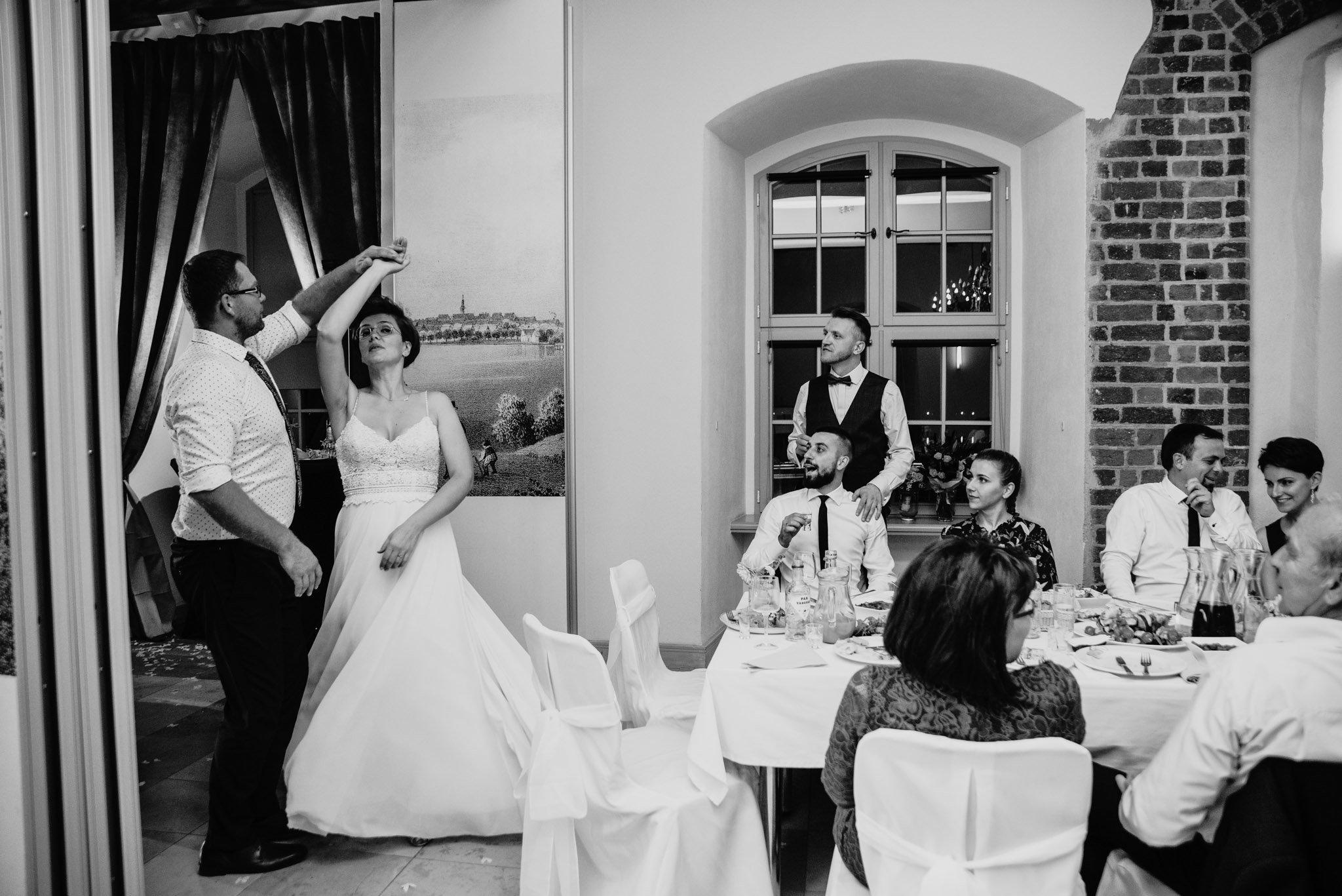 Eleganckie wesele w Zamku w Szczecinku | fotograf ślubny Poznań 340