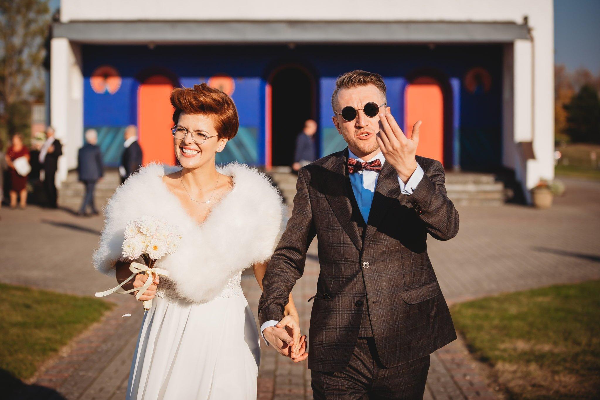 Eleganckie wesele w Zamku w Szczecinku | fotograf ślubny Poznań 24