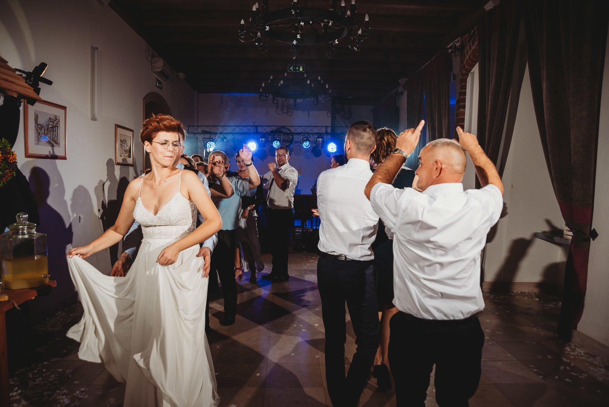 Eleganckie wesele w Zamku w Szczecinku | fotograf ślubny Poznań 349