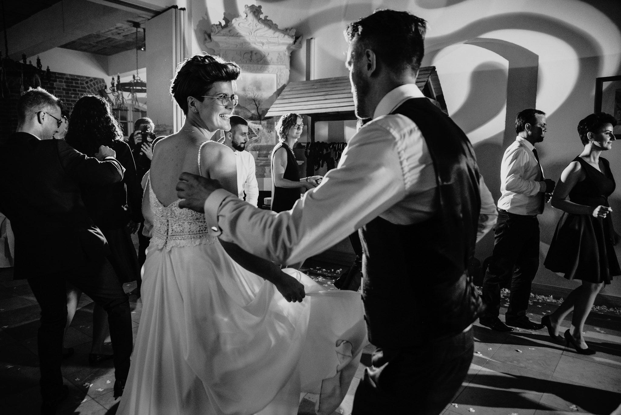 Eleganckie wesele w Zamku w Szczecinku | fotograf ślubny Poznań 351