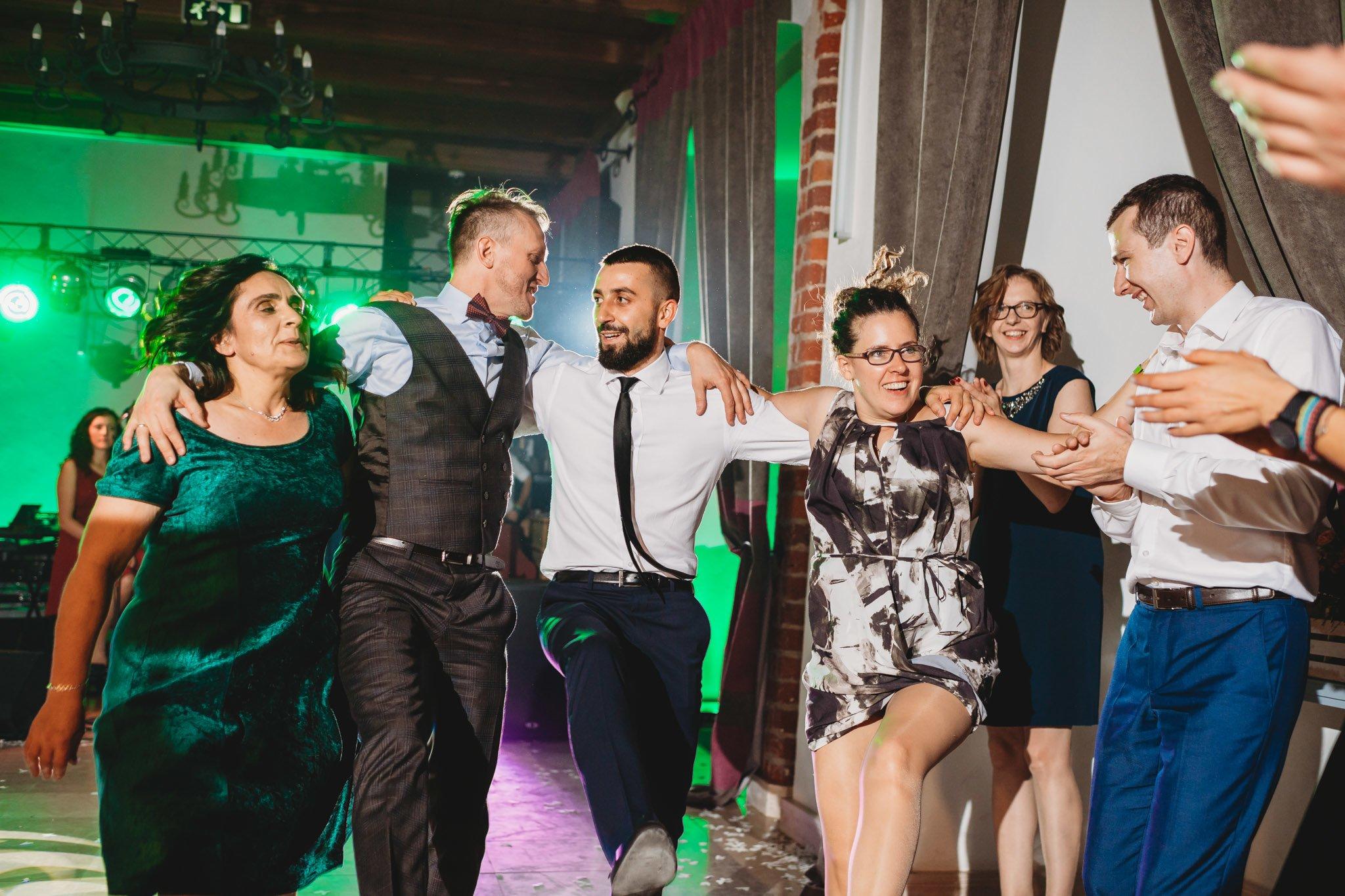 Eleganckie wesele w Zamku w Szczecinku | fotograf ślubny Poznań 363