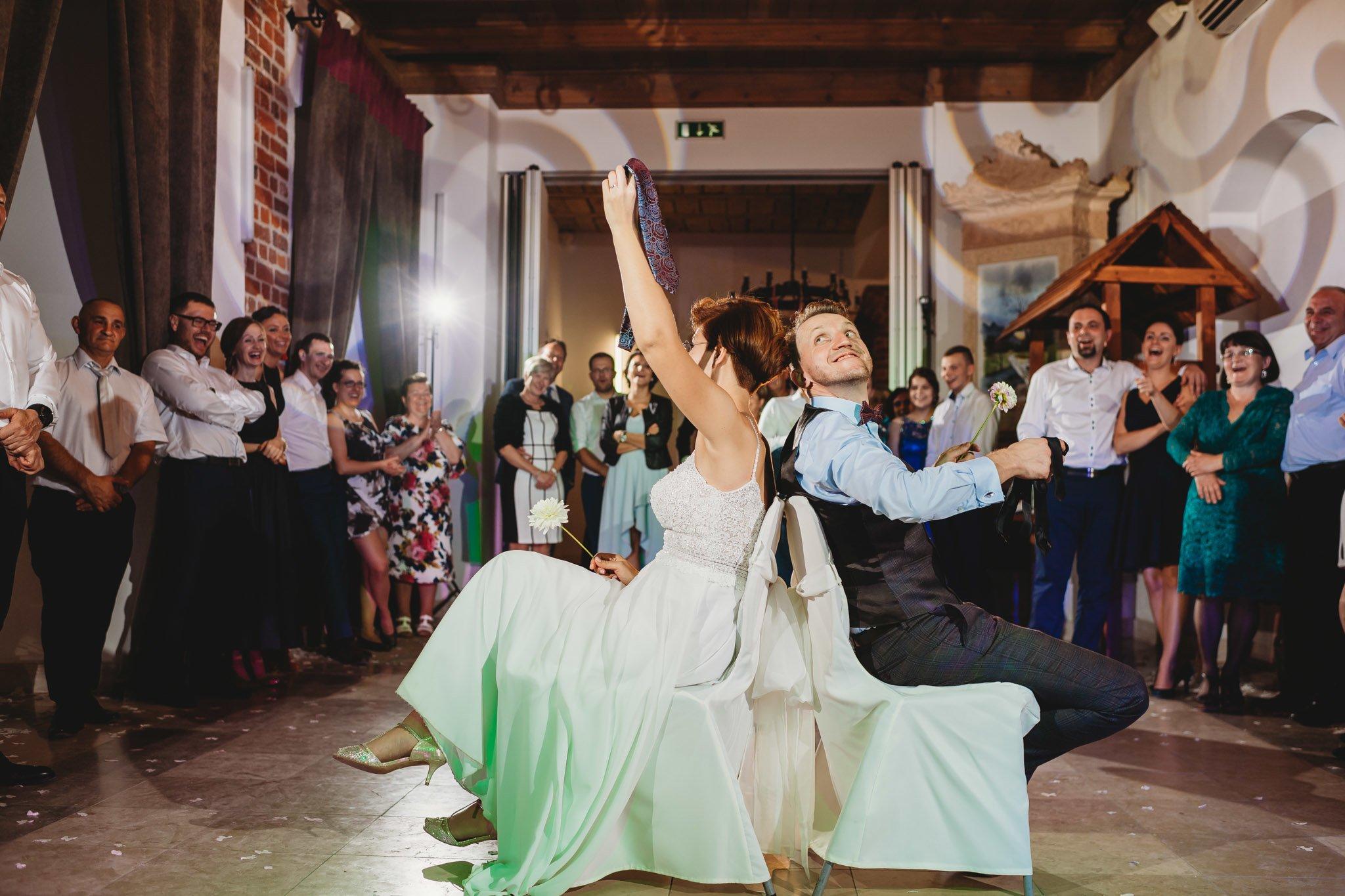 Eleganckie wesele w Zamku w Szczecinku | fotograf ślubny Poznań 381