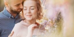 sesja narzeczeńska, koprasfoto, wiosenna sesja, para zakochanych