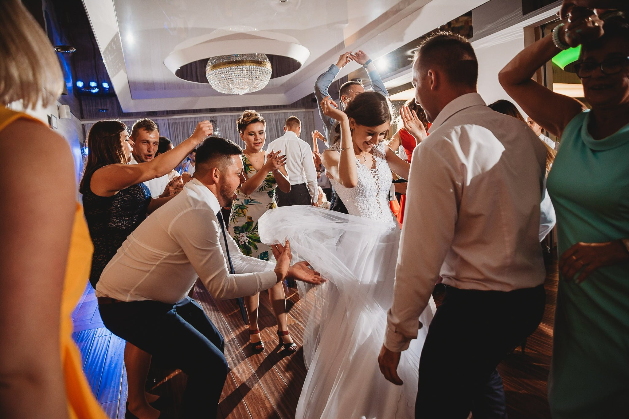 Szalone wesele w Odolanowie 156