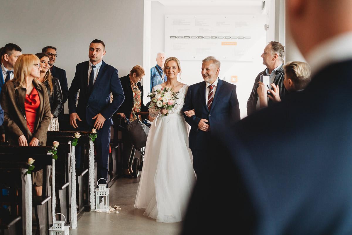 Agnieszka i Bartek i ich wystrzałowe wesele pod Poznaniem 69