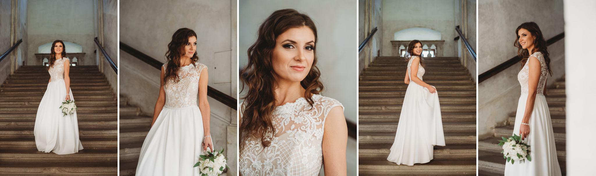 Dorota i Tomasz-wesele Hotel Kristoff Kalisz, sesja ślubna w Lubiążu 395