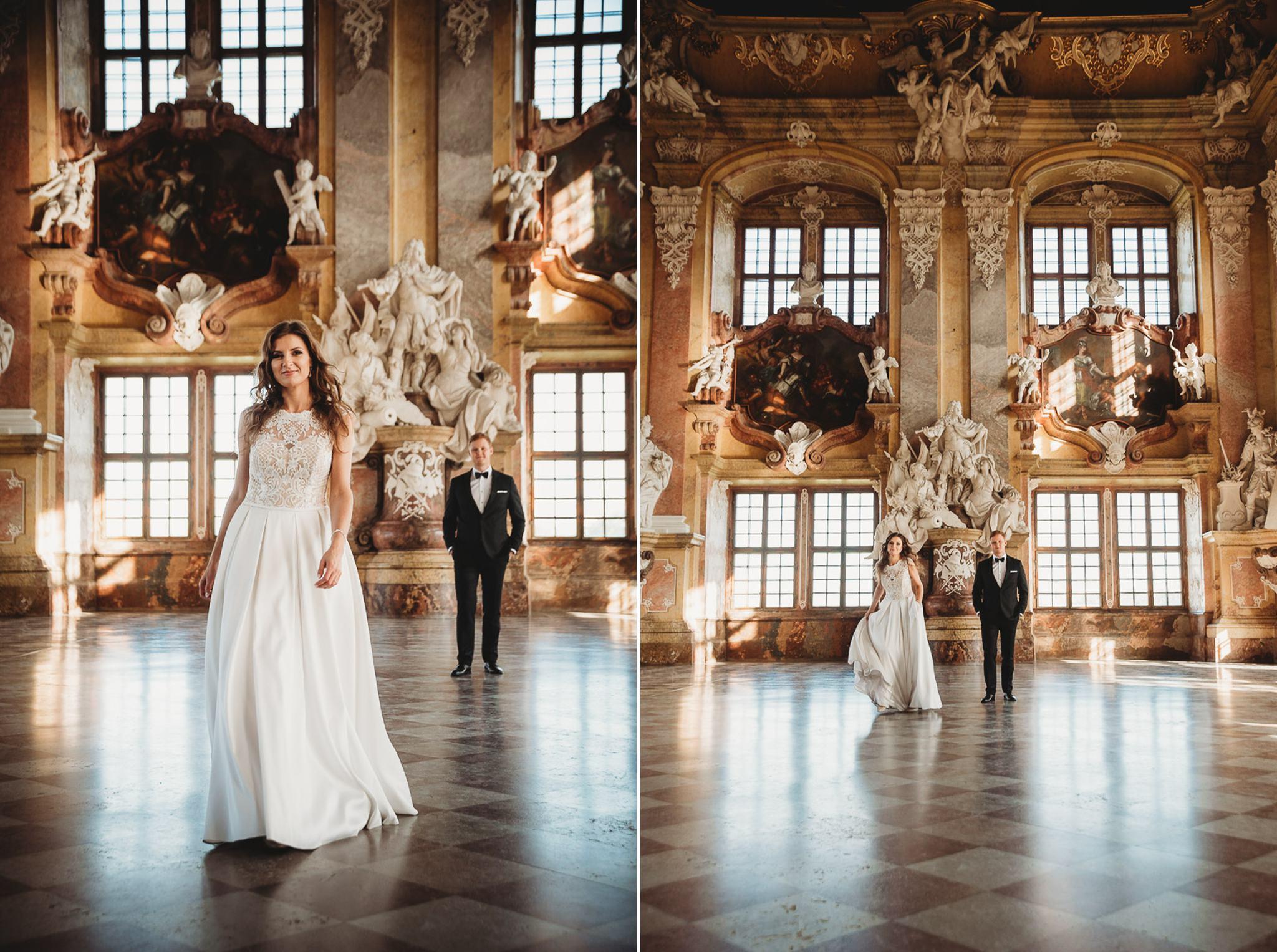 Dorota i Tomasz-wesele Hotel Kristoff Kalisz, sesja ślubna w Lubiążu 415