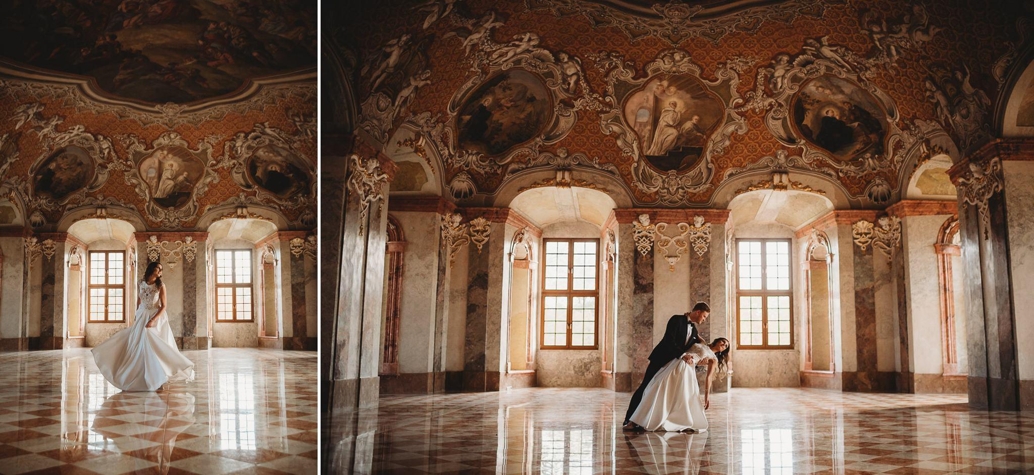 Dorota i Tomasz-wesele Hotel Kristoff Kalisz, sesja ślubna w Lubiążu 481