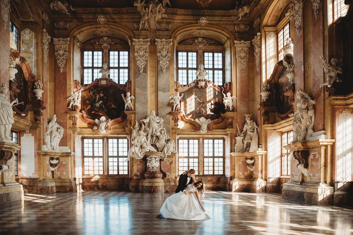 Dorota i Tomasz-wesele Hotel Kristoff Kalisz, sesja ślubna w Lubiążu 431