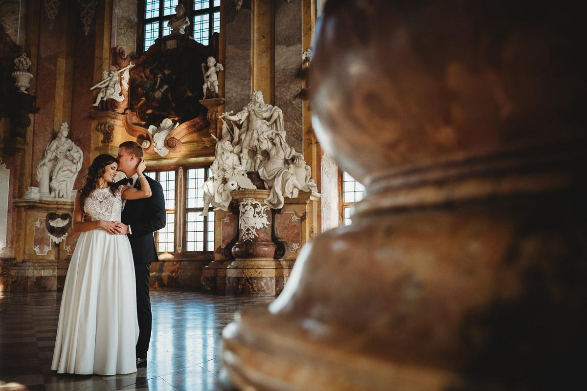 Dorota i Tomasz-wesele Hotel Kristoff Kalisz, sesja ślubna w Lubiążu 437