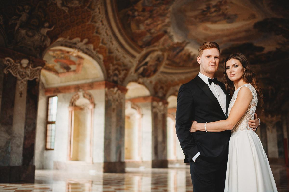 Dorota i Tomasz-wesele Hotel Kristoff Kalisz, sesja ślubna w Lubiążu 477