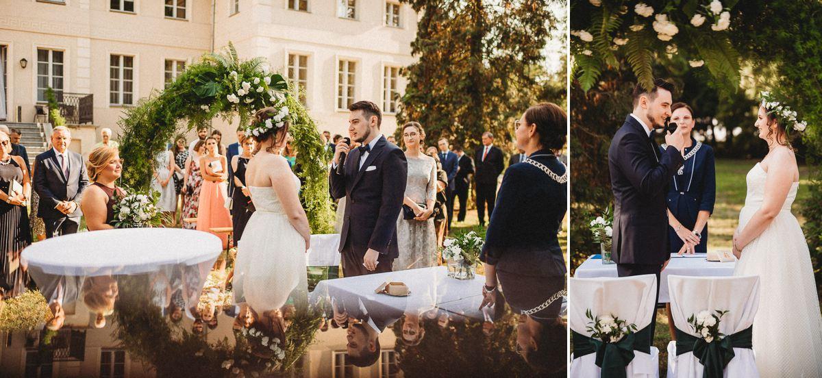 Ślub plenerowy Ani i Mateusza w Pałacu w Gułtowach koło Poznania 149